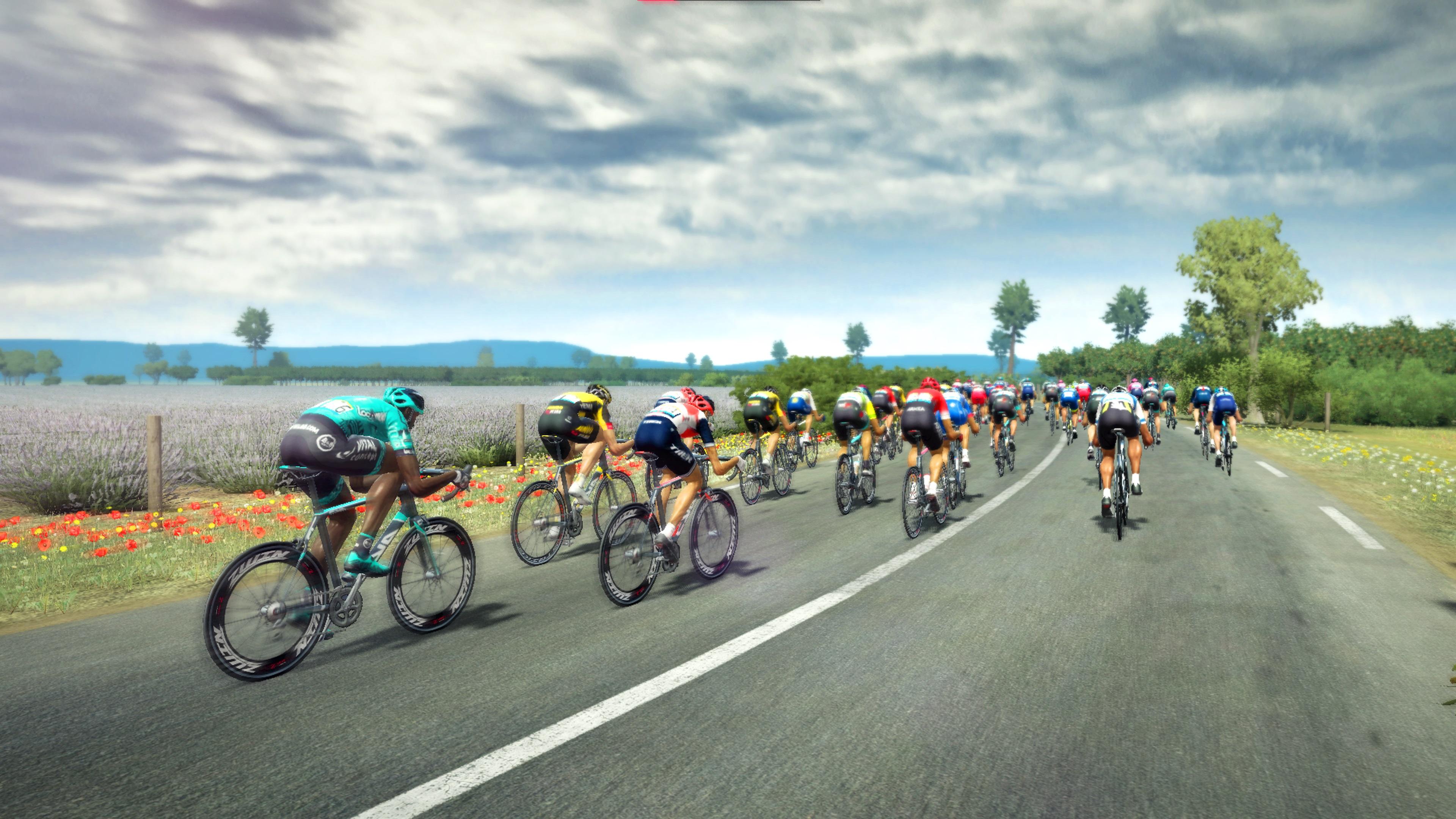 Скриншот №4 к Tour de France 2021 PS4