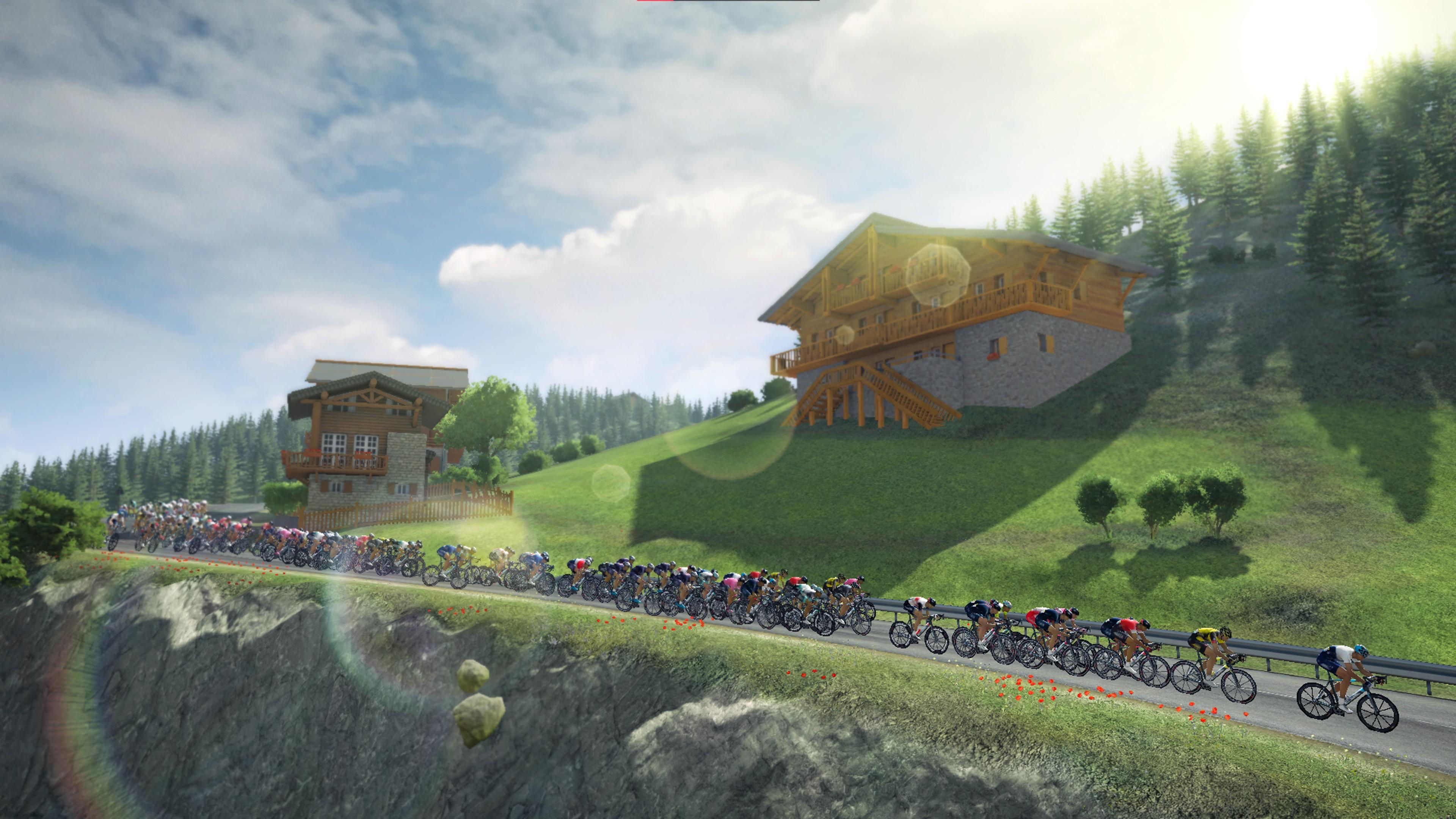 Скриншот №2 к Tour de France 2021 PS4