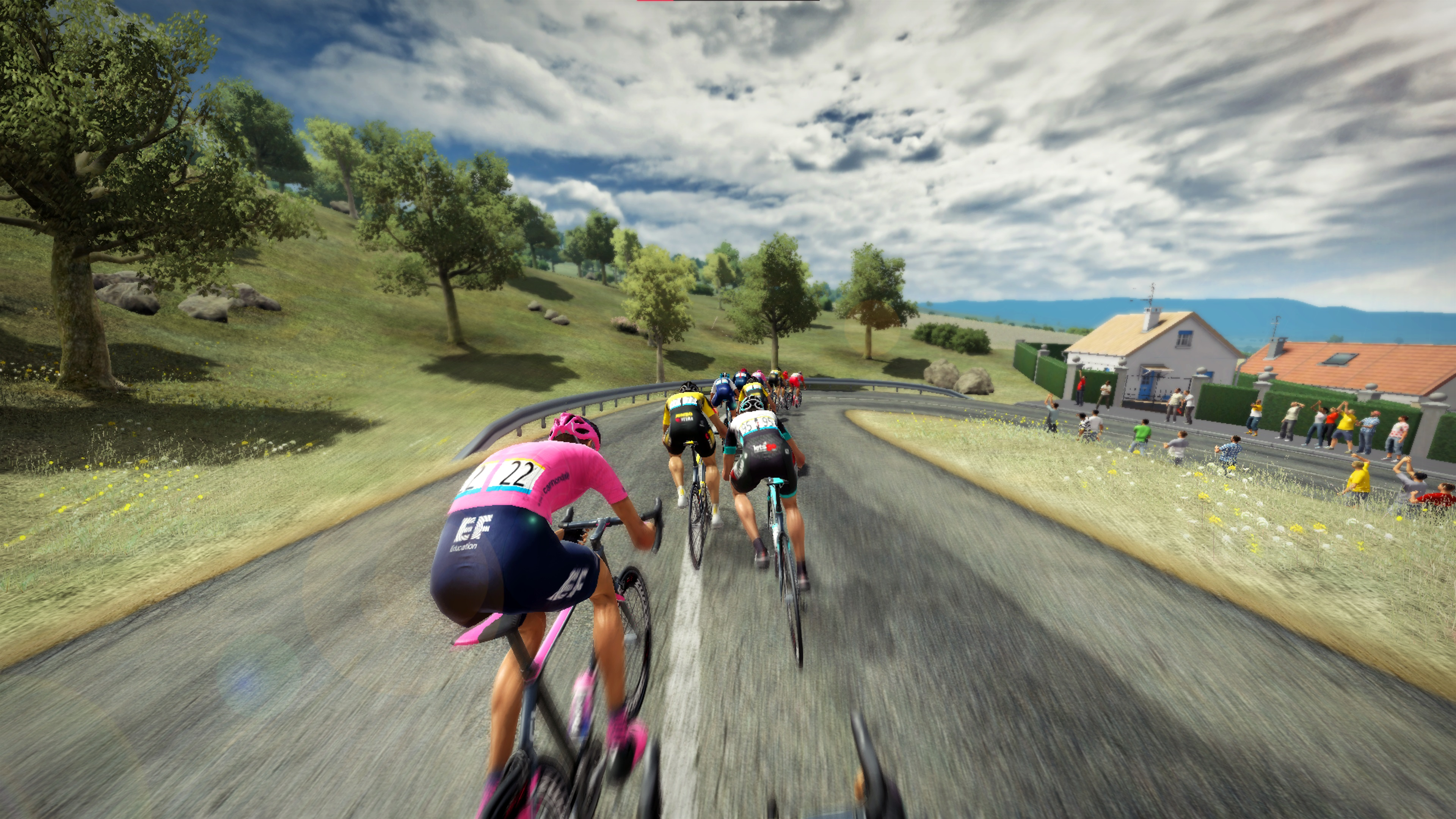 Скриншот №3 к Tour de France 2021 PS4