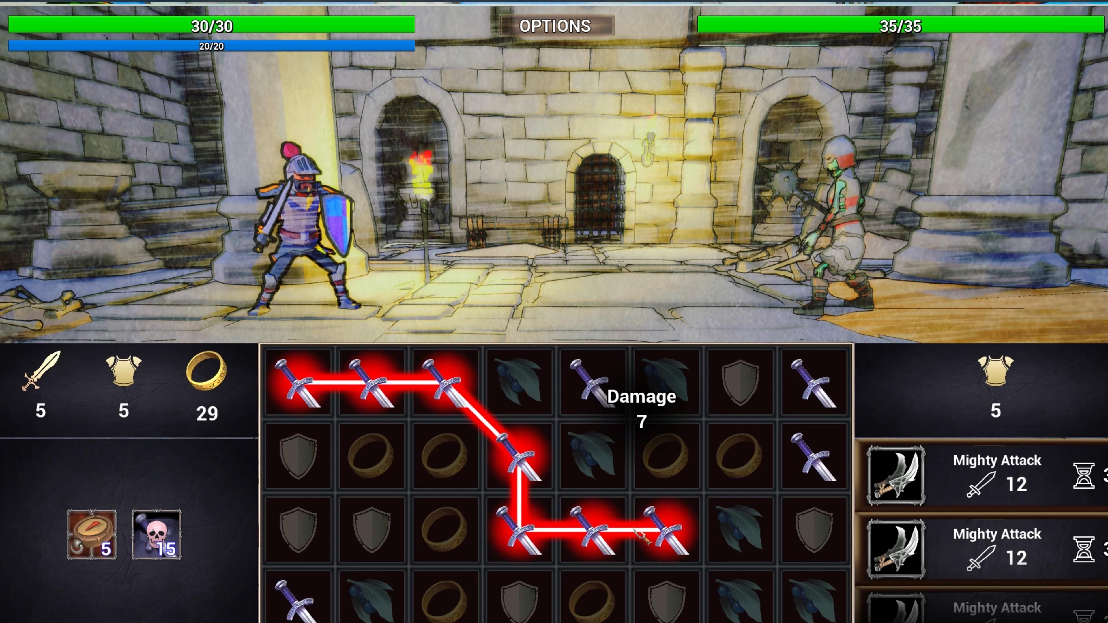 Скриншот №2 к BraveMatch Fantasy Bundle
