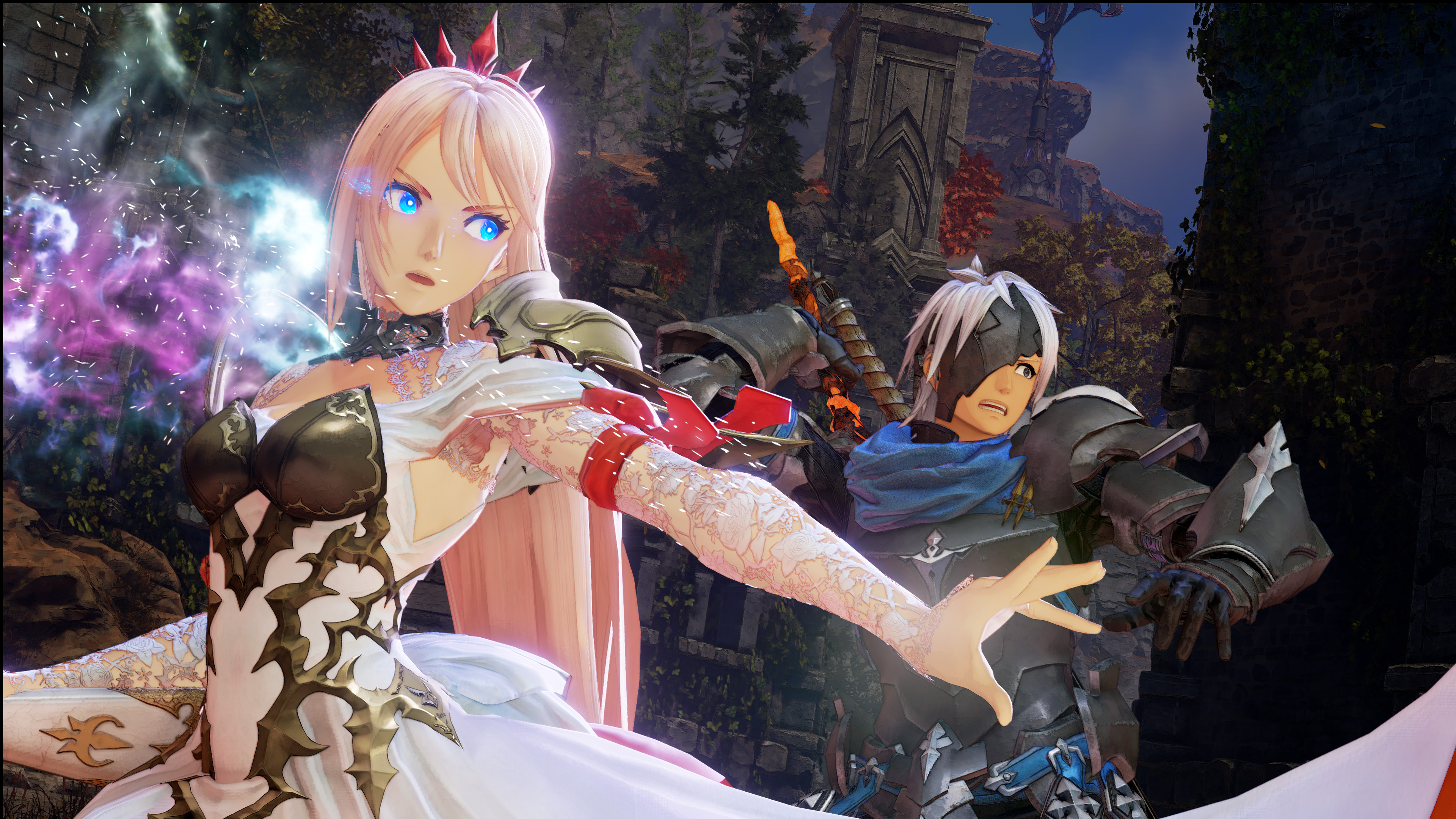 Скриншот №5 к Tales Of Arise Deluxe Edition PS4 and PS5