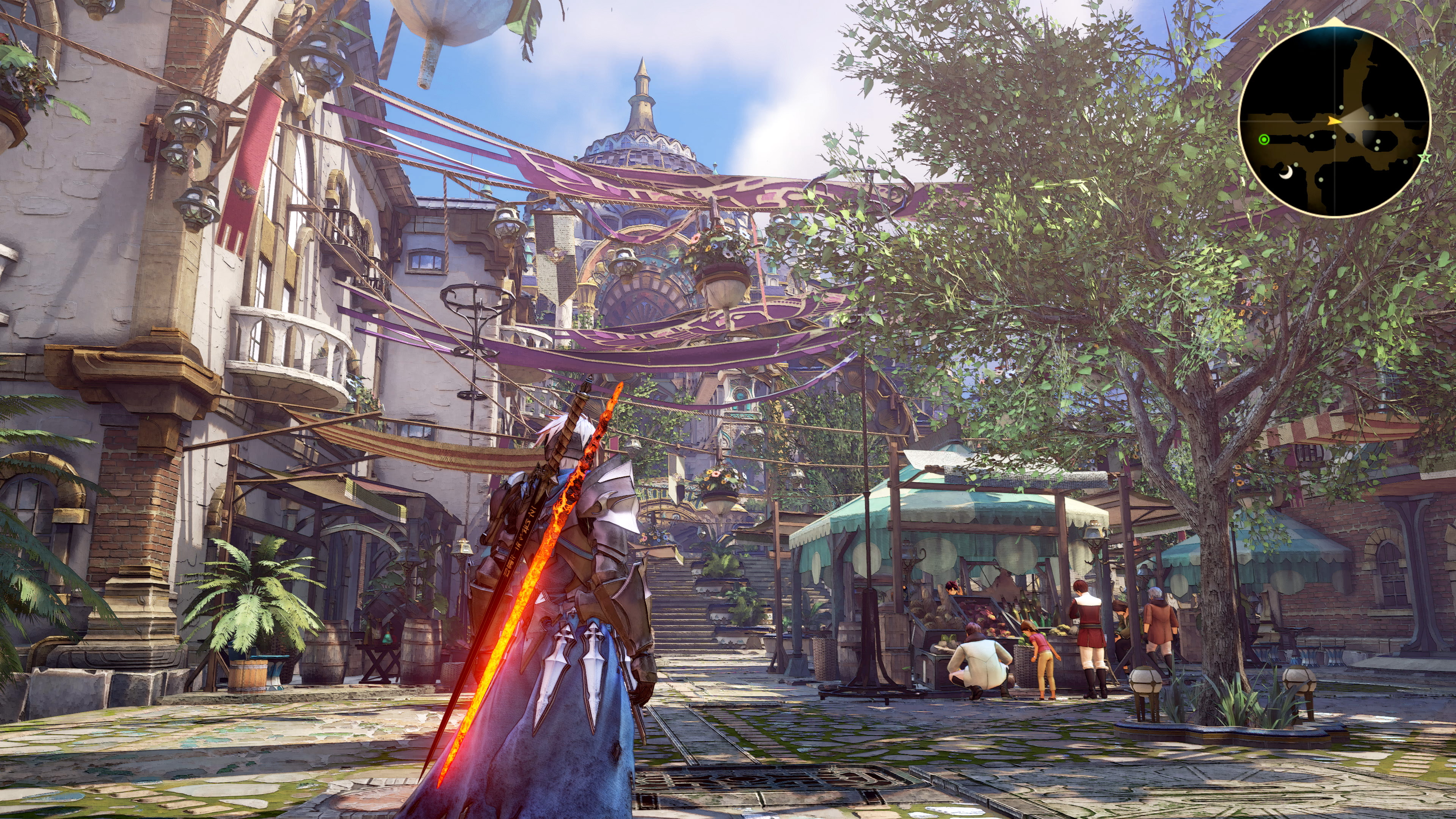 Скриншот №7 к Tales Of Arise Deluxe Edition PS4 and PS5