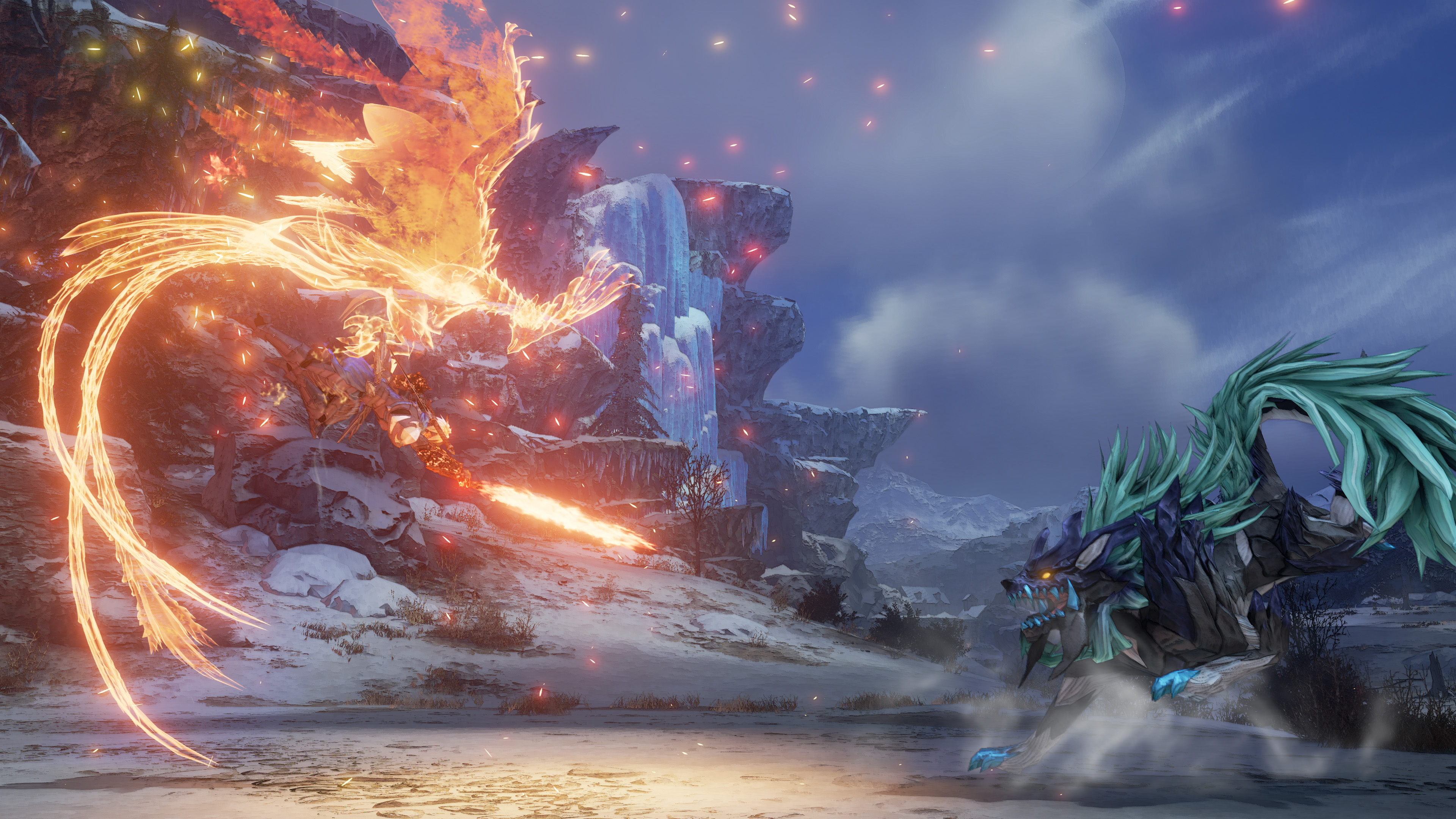 Скриншот №6 к Tales Of Arise Deluxe Edition PS4 and PS5