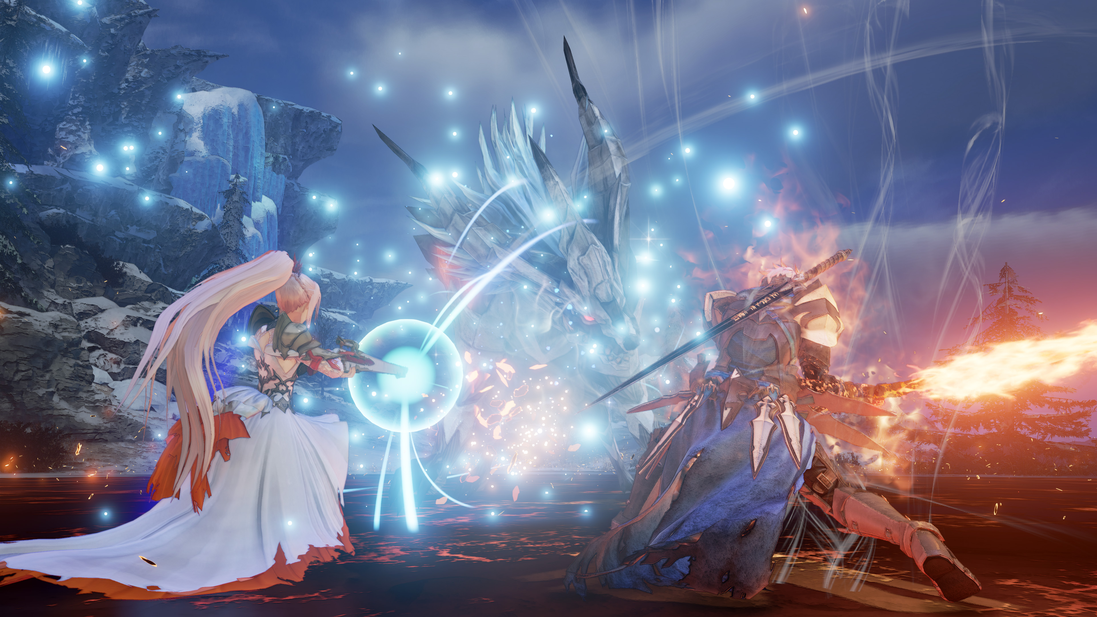 Скриншот №3 к Tales Of Arise Deluxe Edition PS4 and PS5