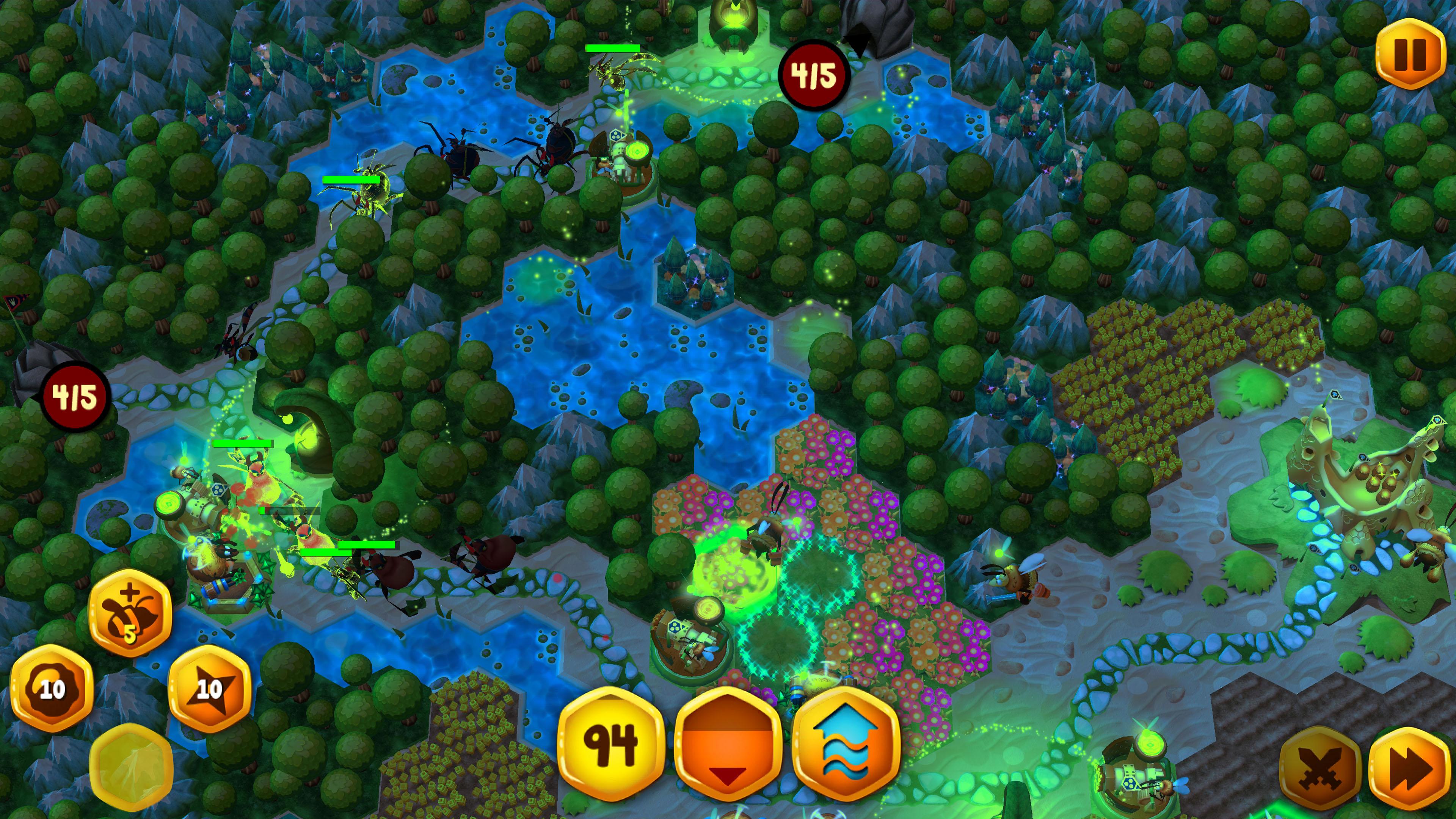 Скриншот №2 к BeeFense BeeMastered