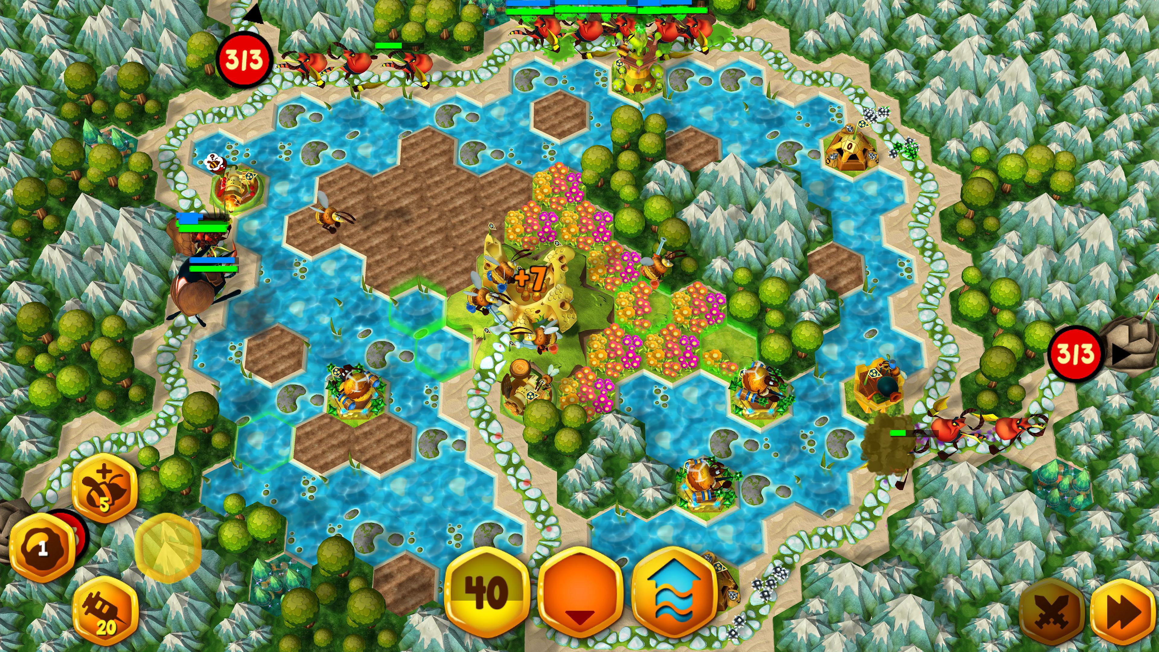 Скриншот №7 к BeeFense BeeMastered