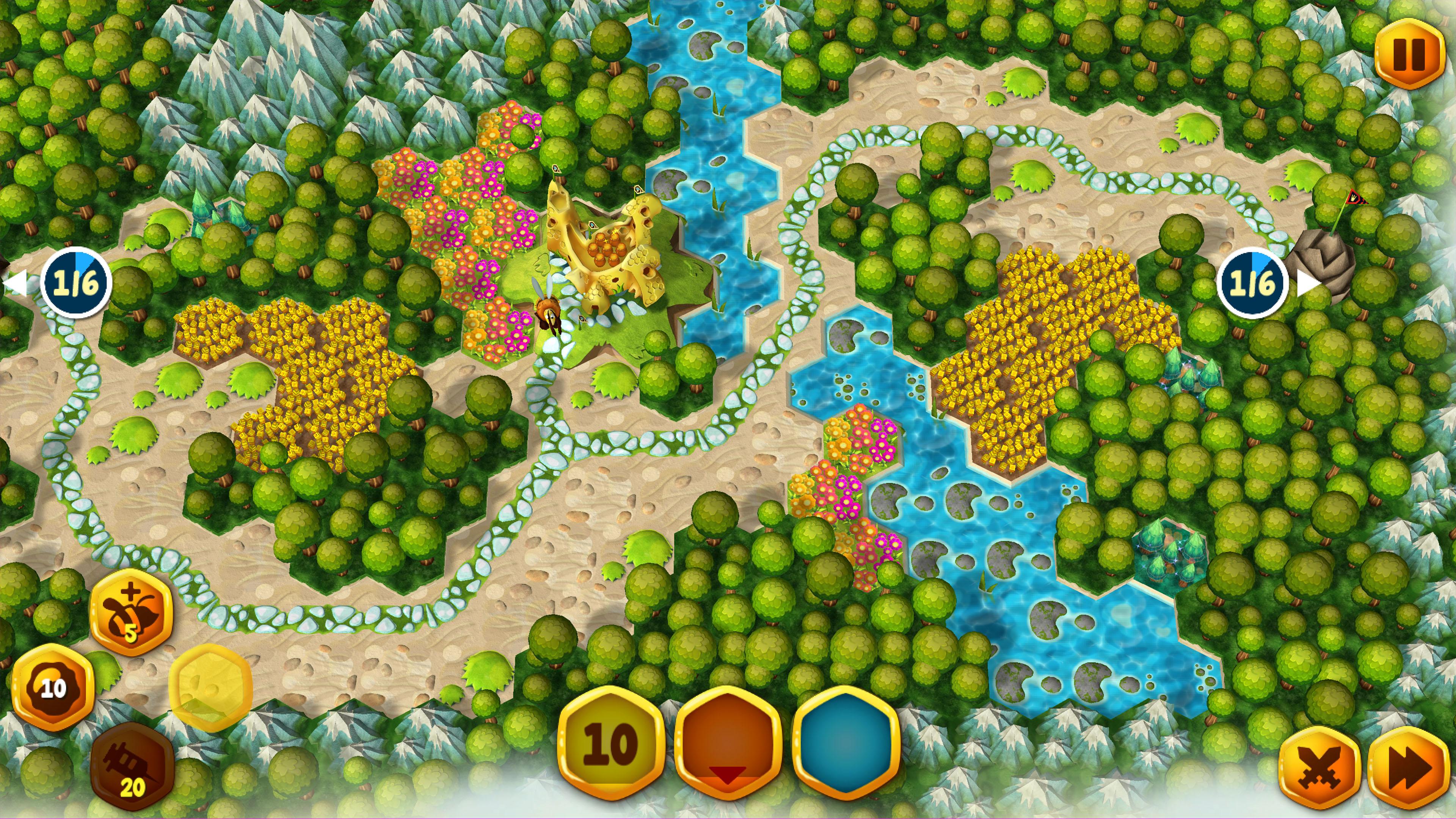 Скриншот №4 к BeeFense BeeMastered