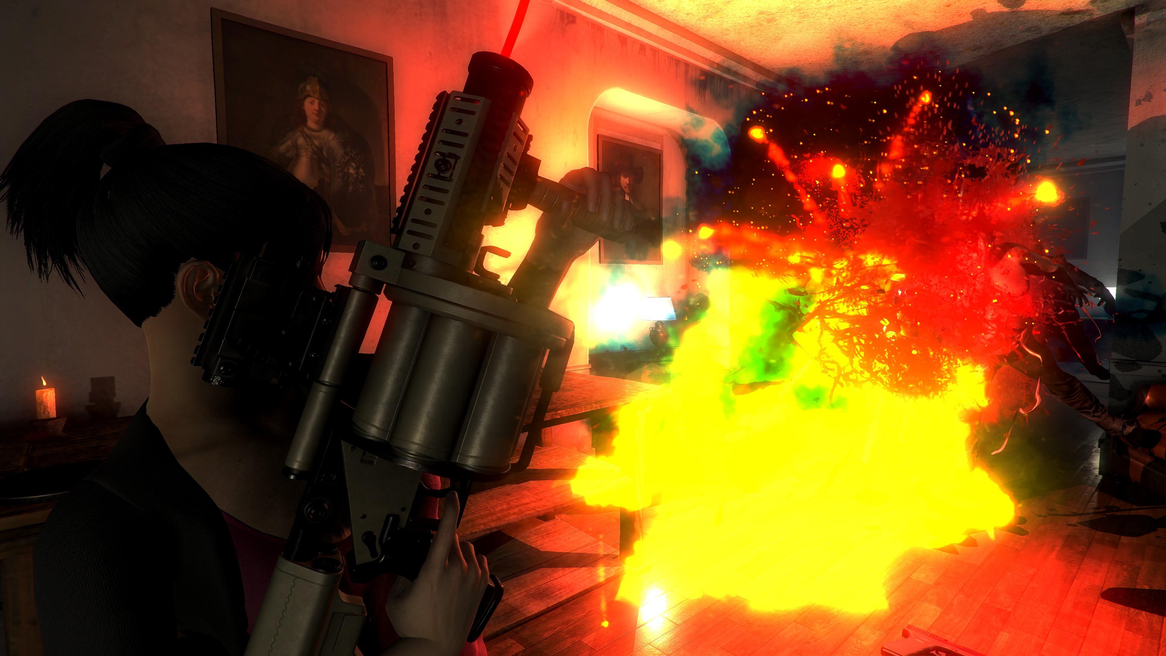 Скриншот №7 к Outbreak Co-Op Anthology