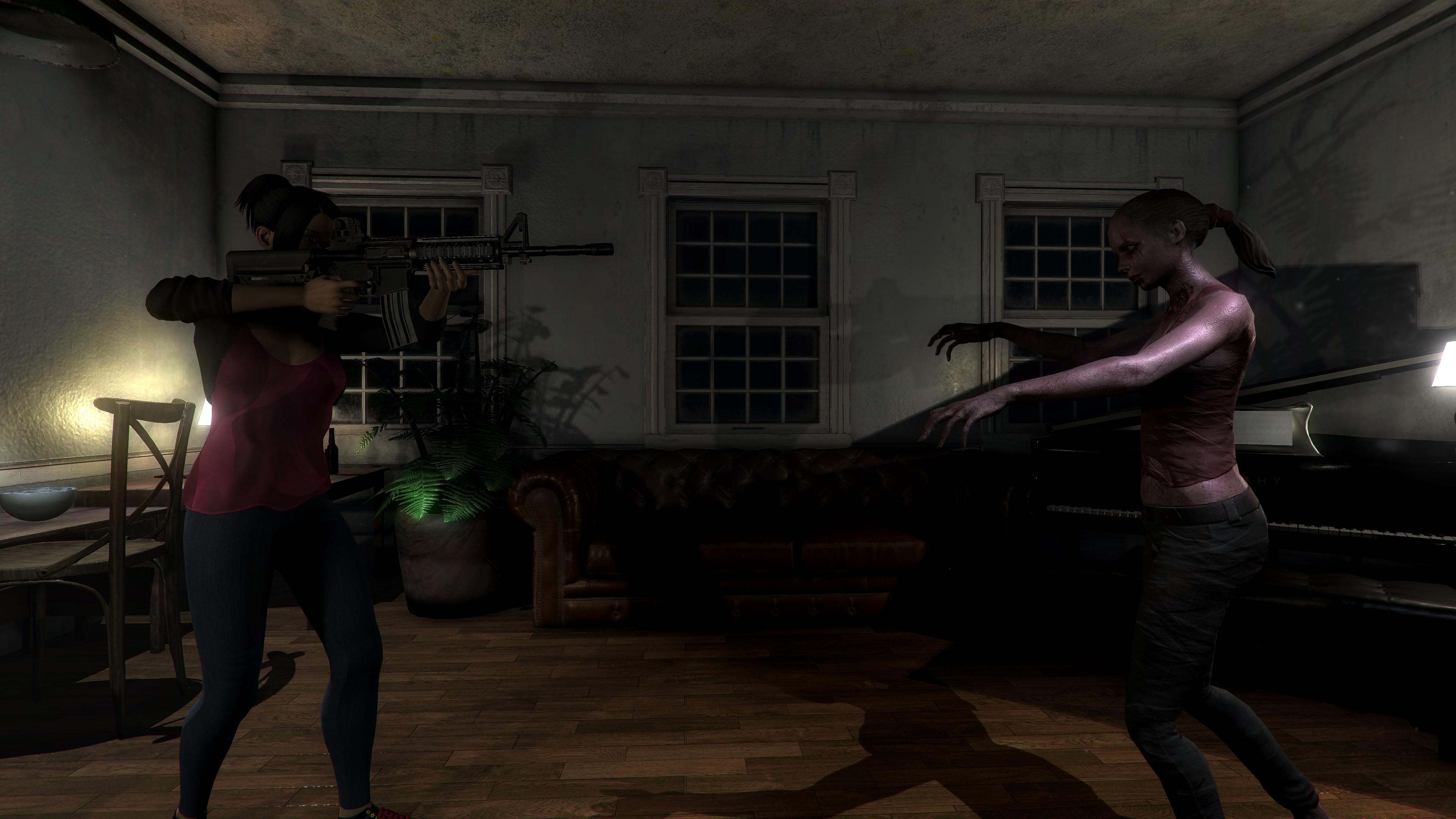 Скриншот №1 к Outbreak Co-Op Anthology