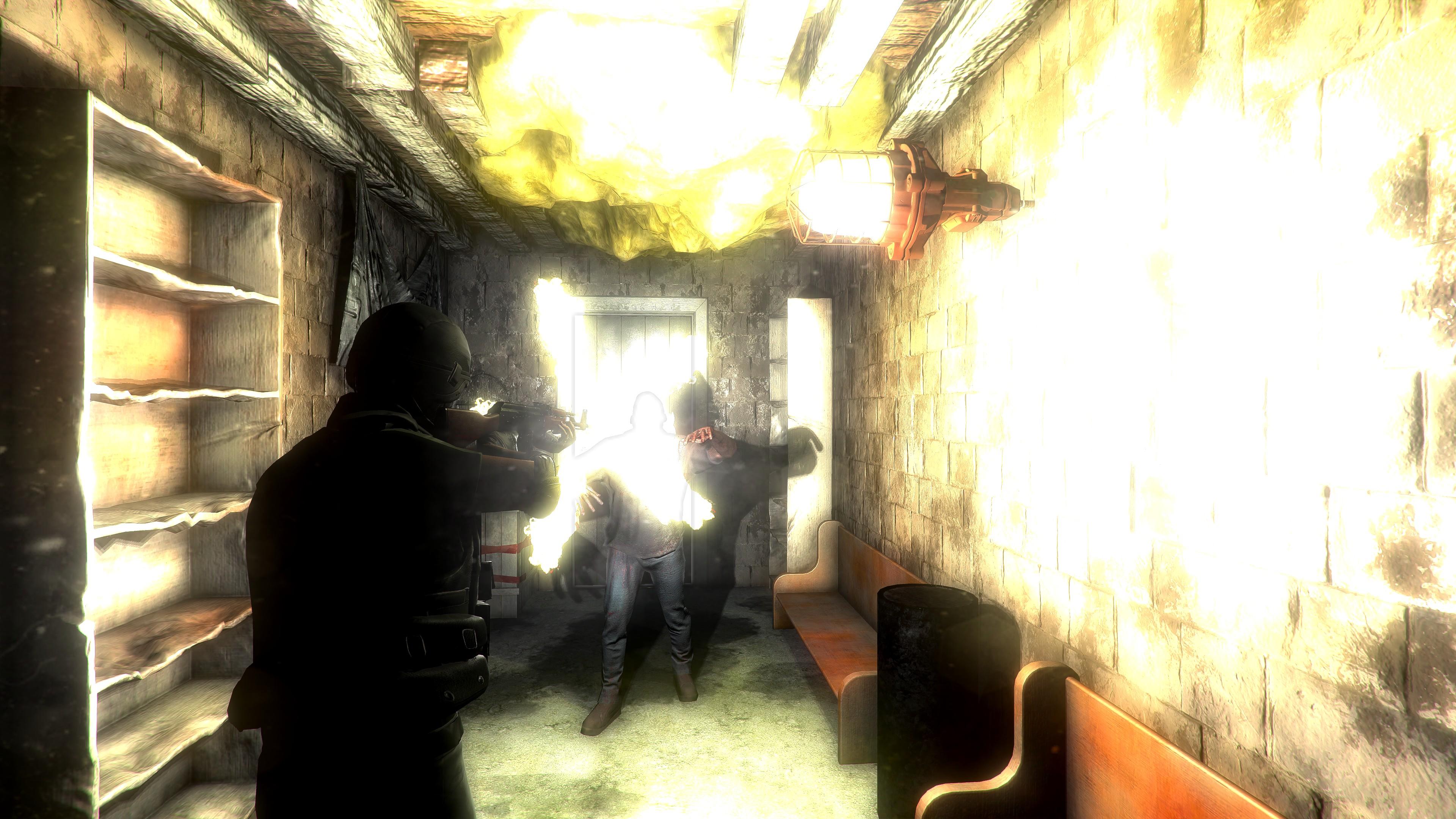 Скриншот №3 к Outbreak Co-Op Anthology