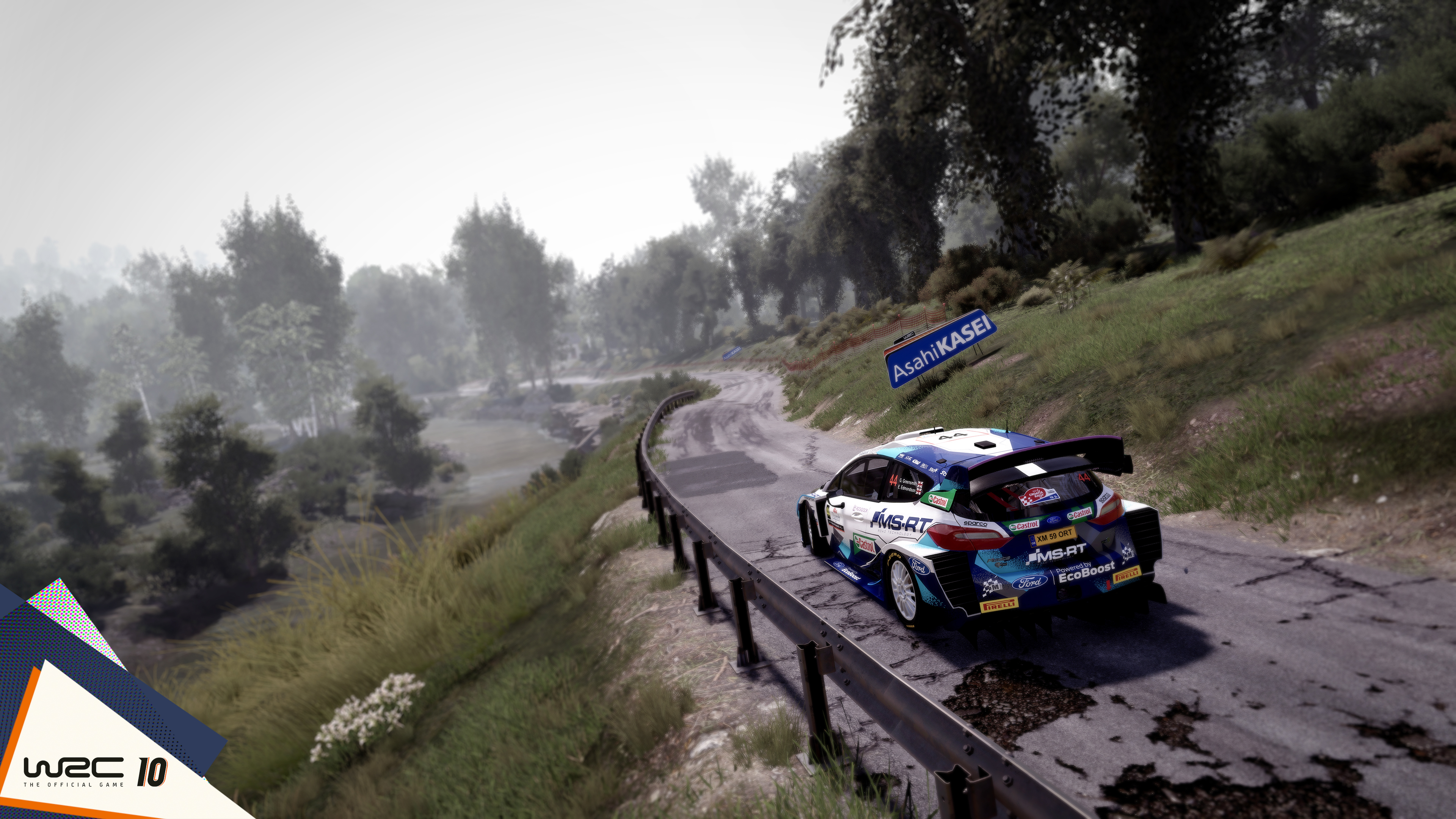 Скриншот №6 к WRC 10 - Deluxe Edition Pre-Order PS4 and PS5