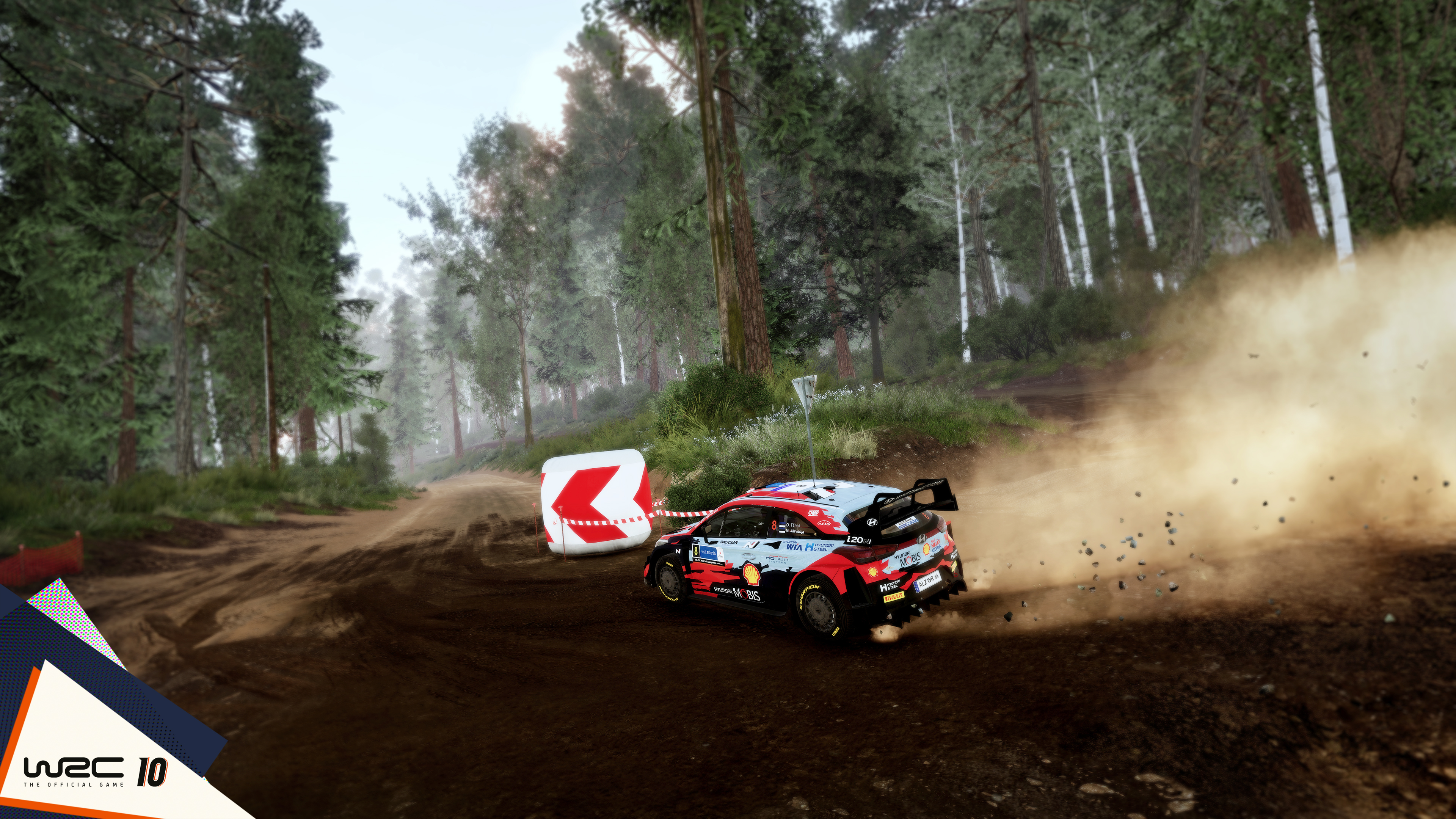 Скриншот №2 к WRC 10 - Deluxe Edition Pre-Order PS4 and PS5