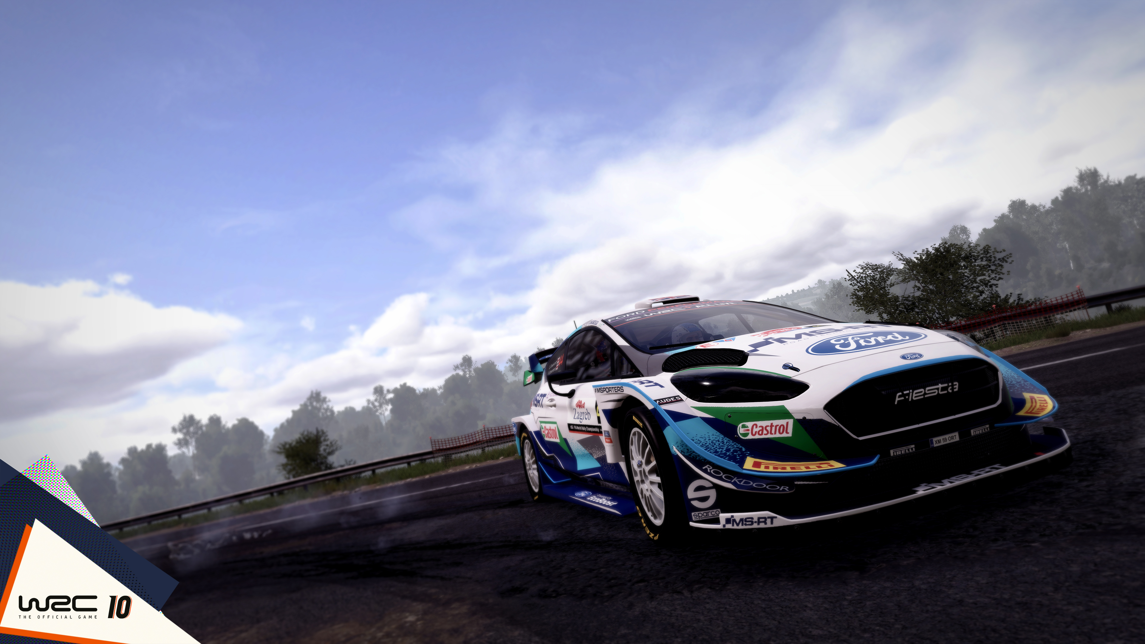 Скриншот №5 к WRC 10 - Deluxe Edition Pre-Order PS4 and PS5