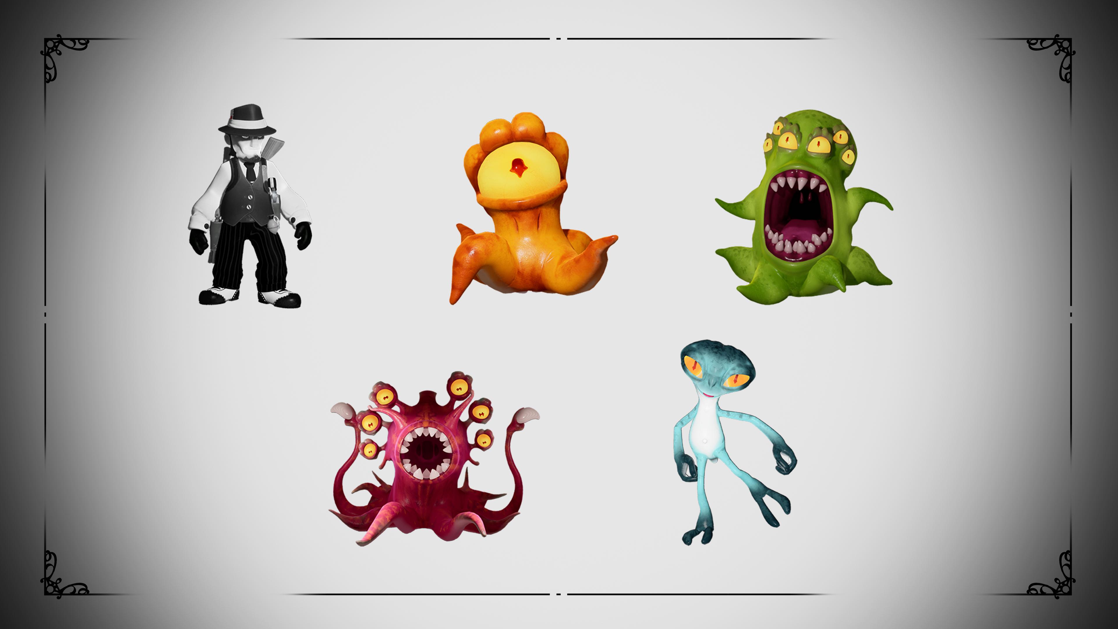 Timothy Vs The Aliens (Game + Avatar Pack)