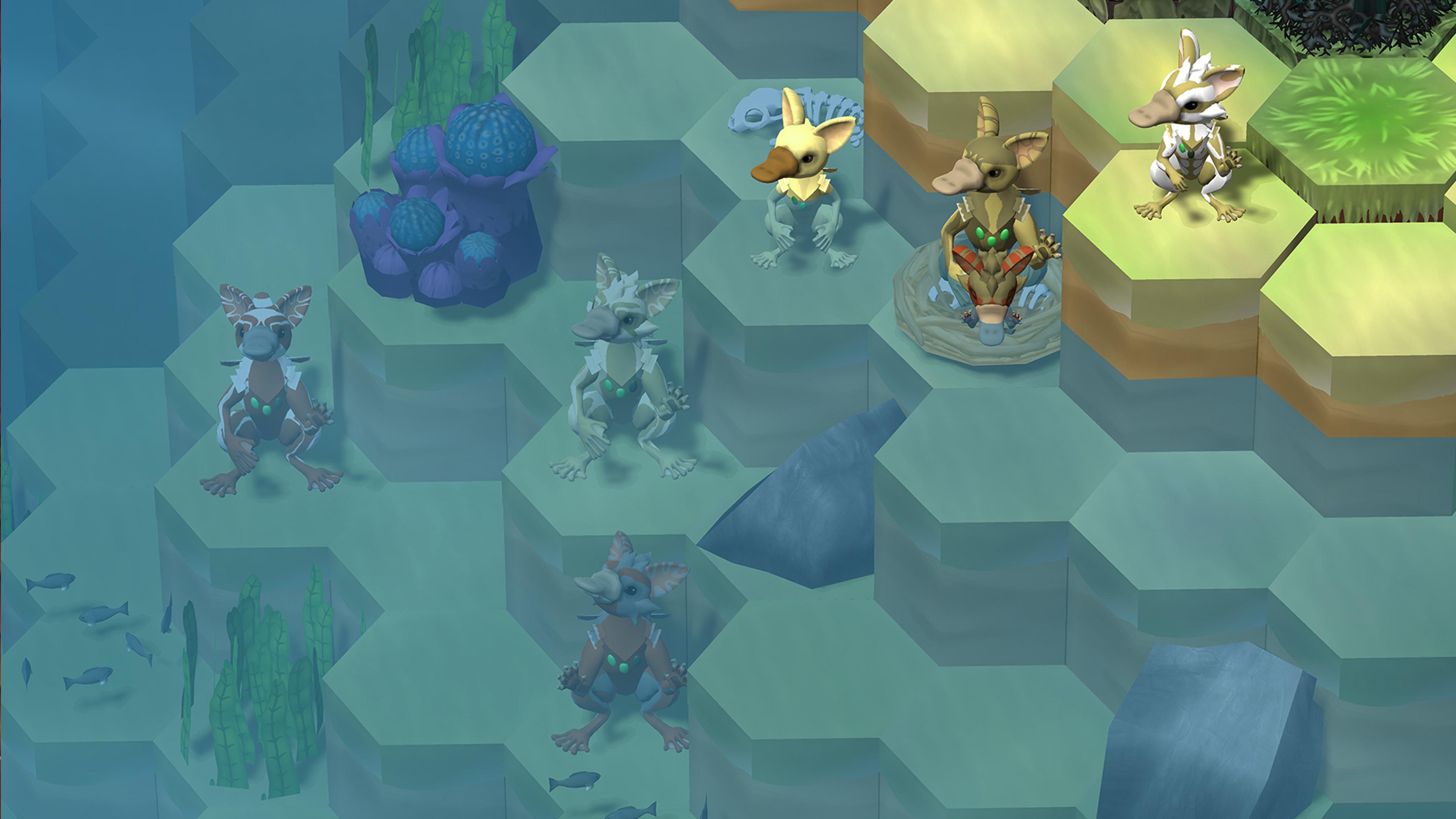 Скриншот №6 к Niche - a genetics survival game