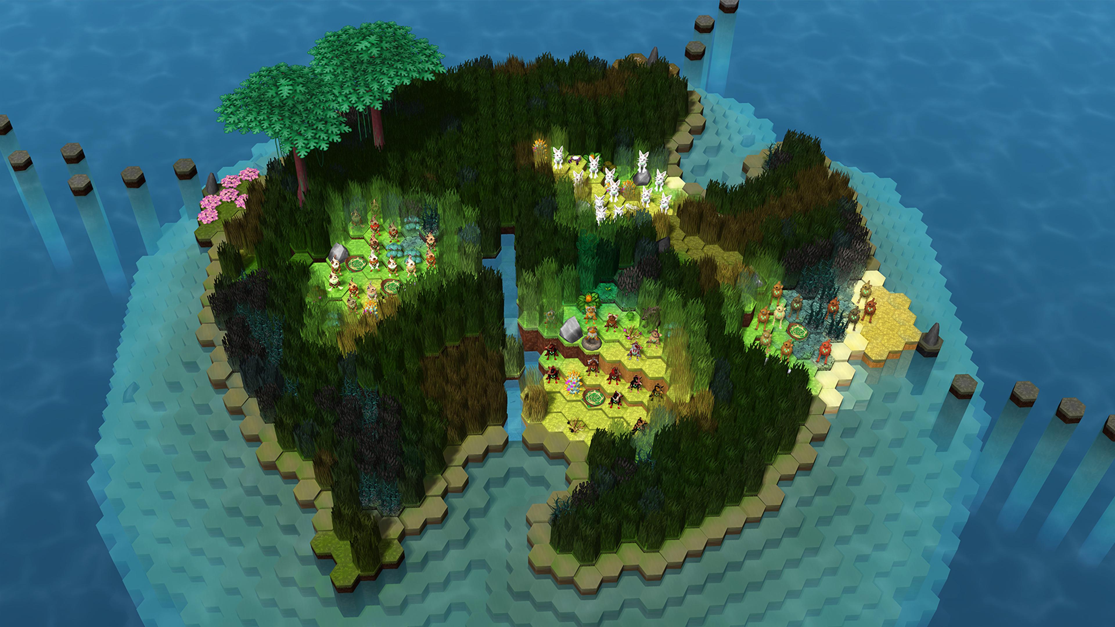 Скриншот №8 к Niche - a genetics survival game