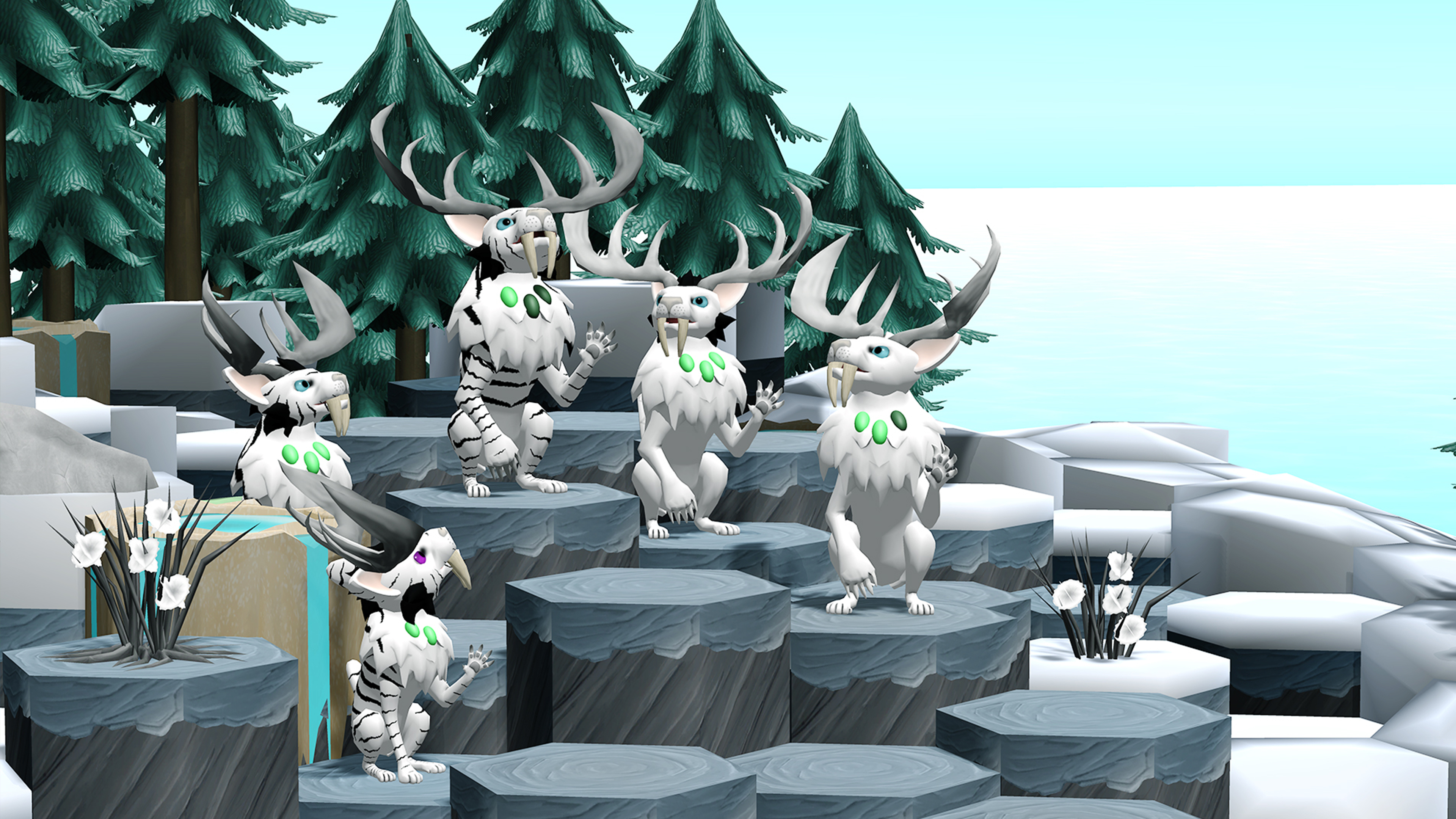 Скриншот №10 к Niche - a genetics survival game