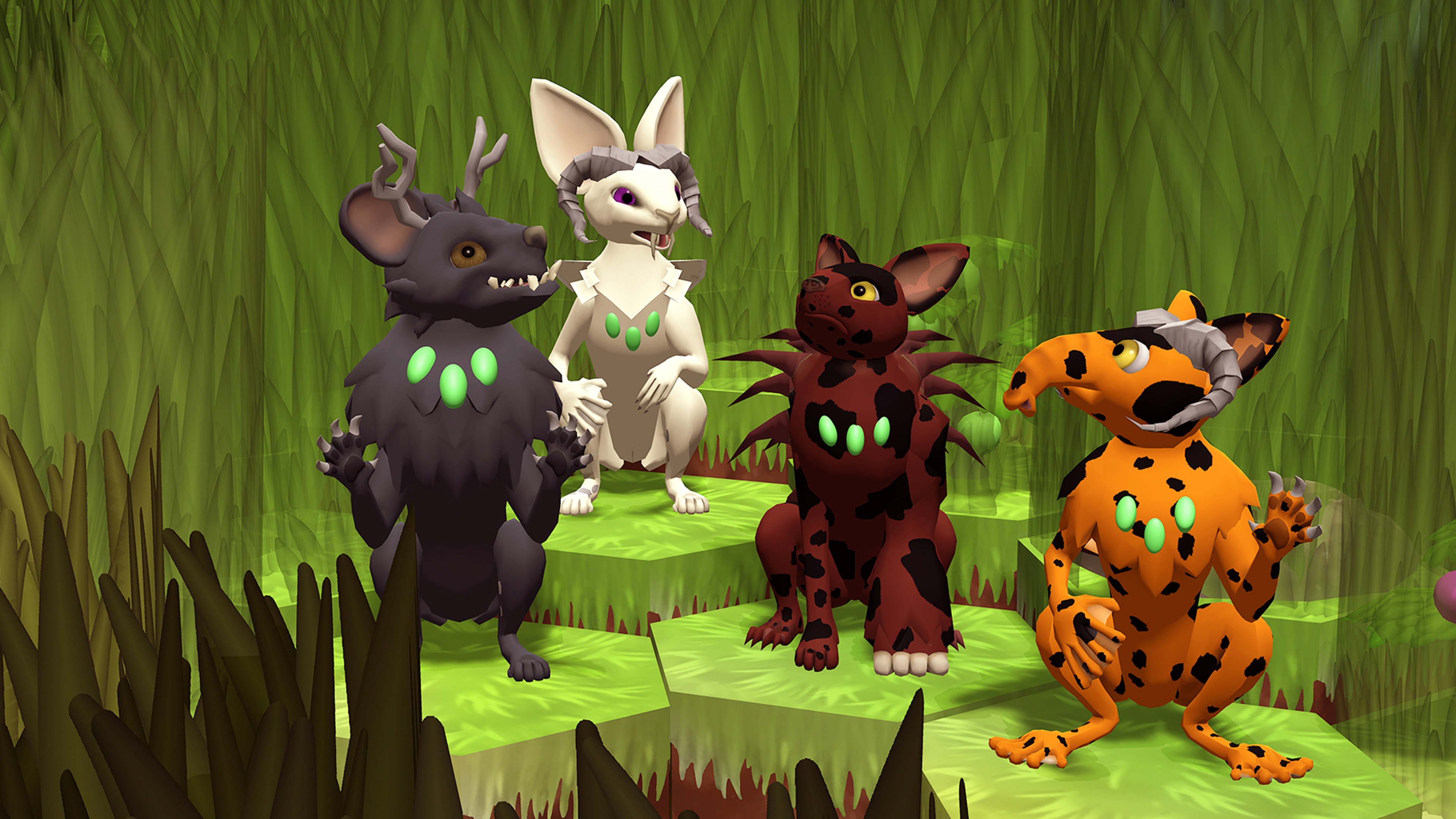Скриншот №4 к Niche - a genetics survival game