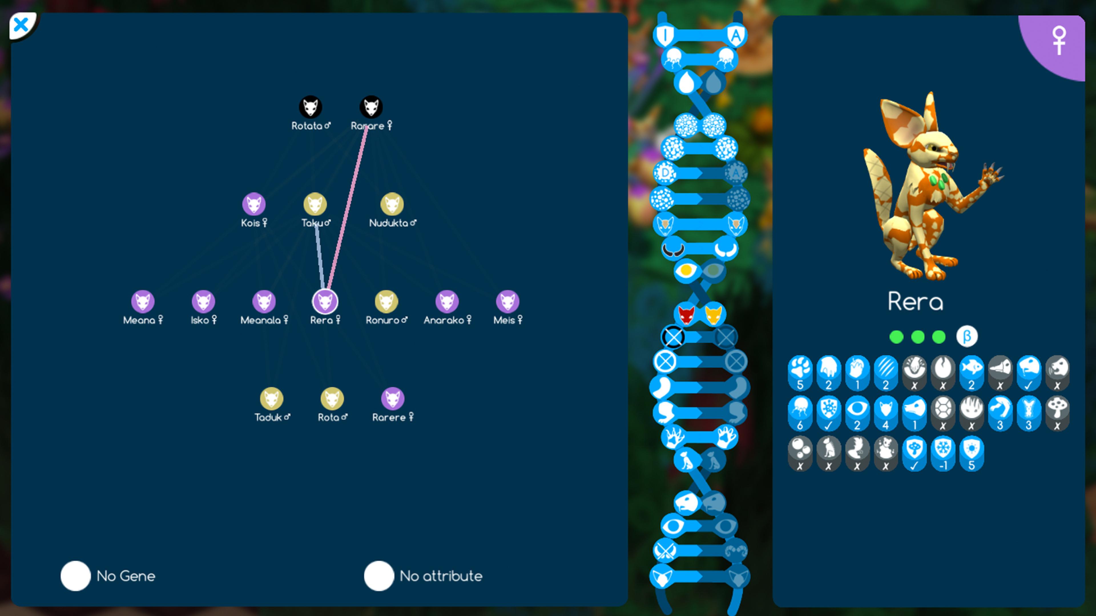 Скриншот №7 к Niche - a genetics survival game