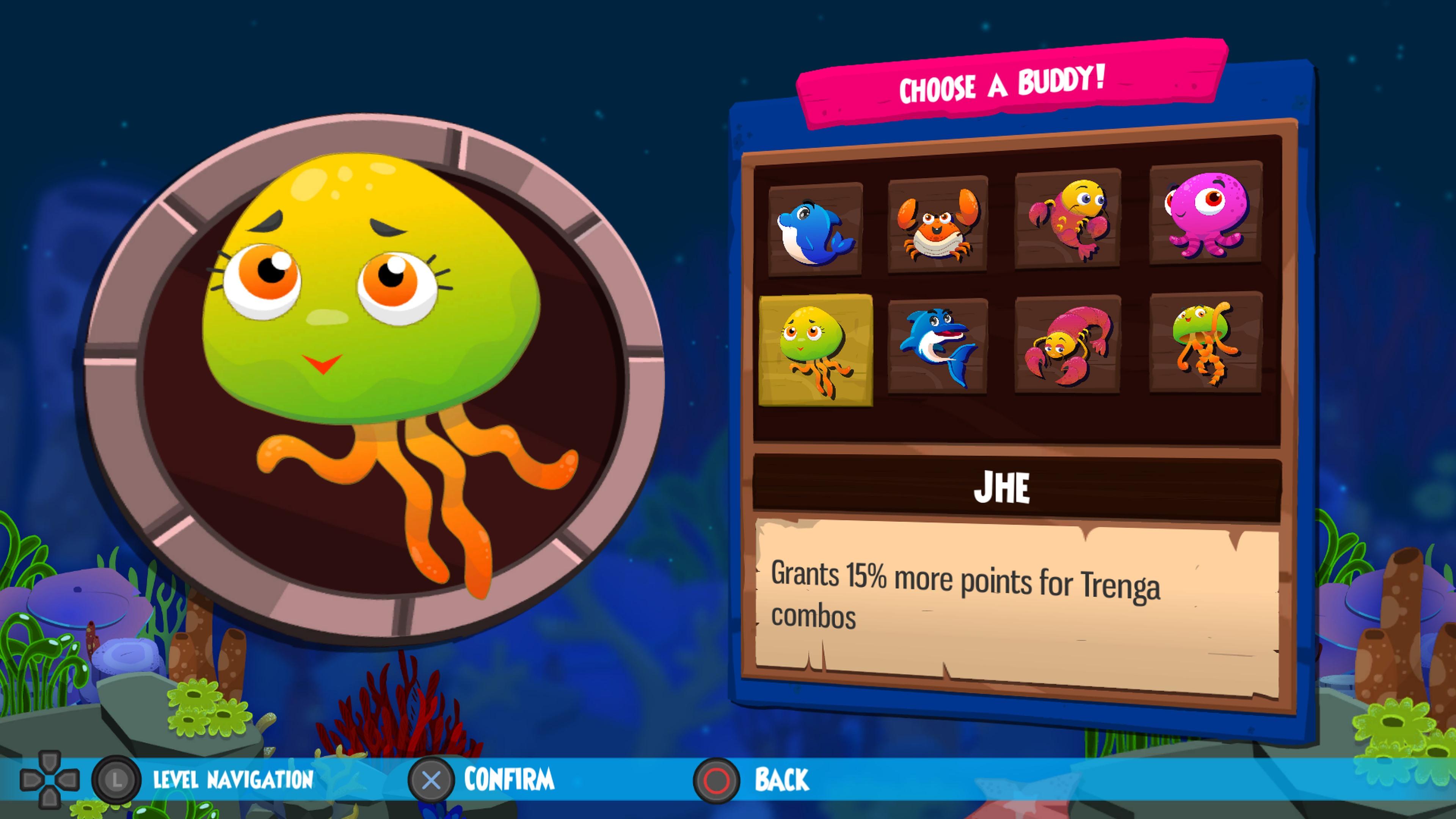 Скриншот №1 к Trenga Unlimited
