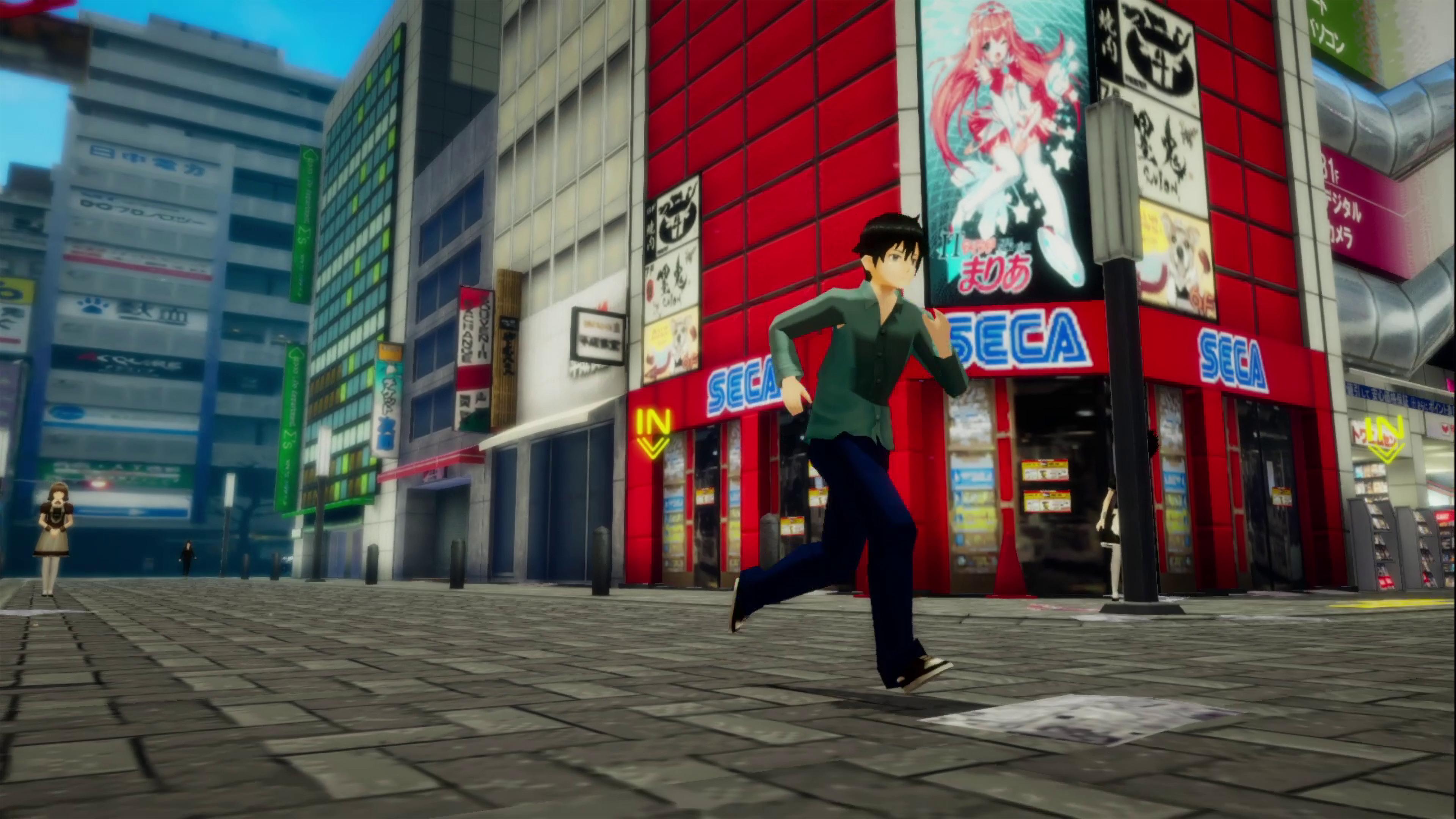Скриншот №1 к AKIBAS TRIP Hellbound and Debriefed - Digital Deluxe Edition