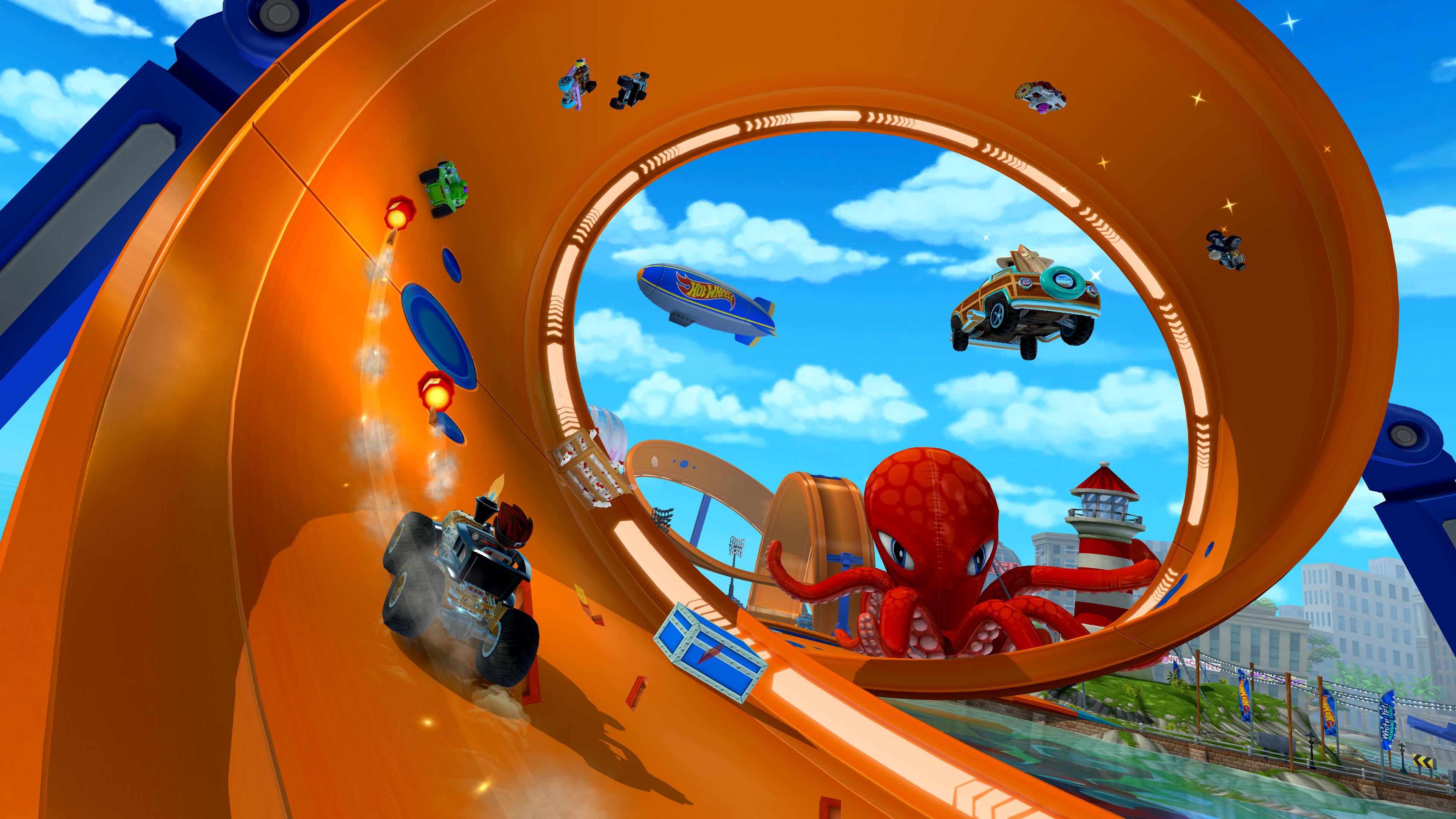 Скриншот №7 к Beach Buggy Racing 2 Hot Wheels Edition