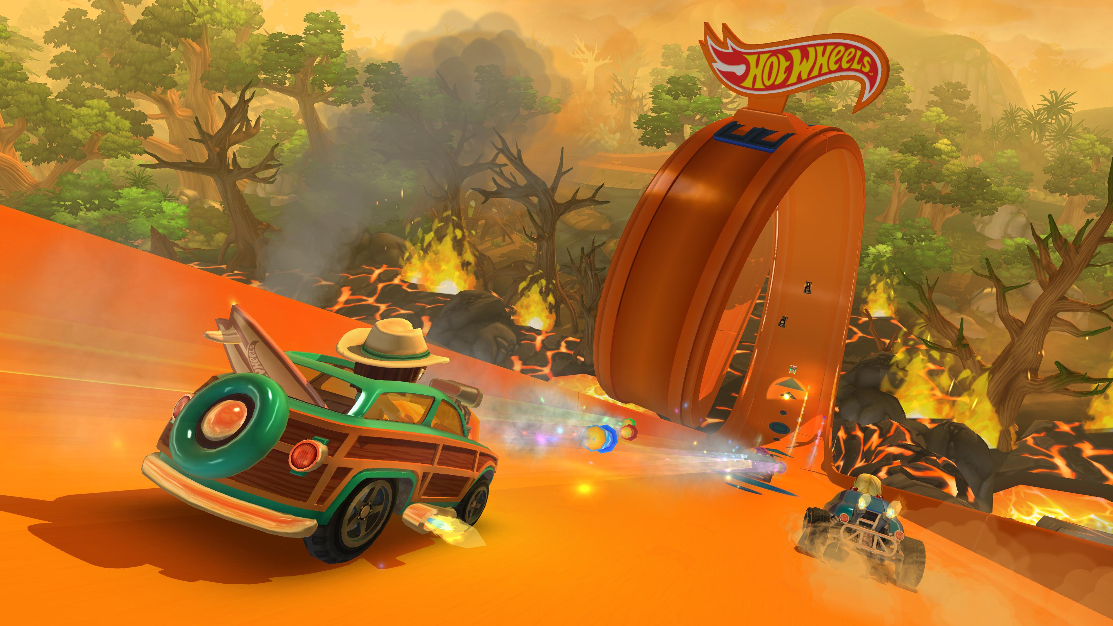 Скриншот №8 к Beach Buggy Racing 2 Hot Wheels Edition