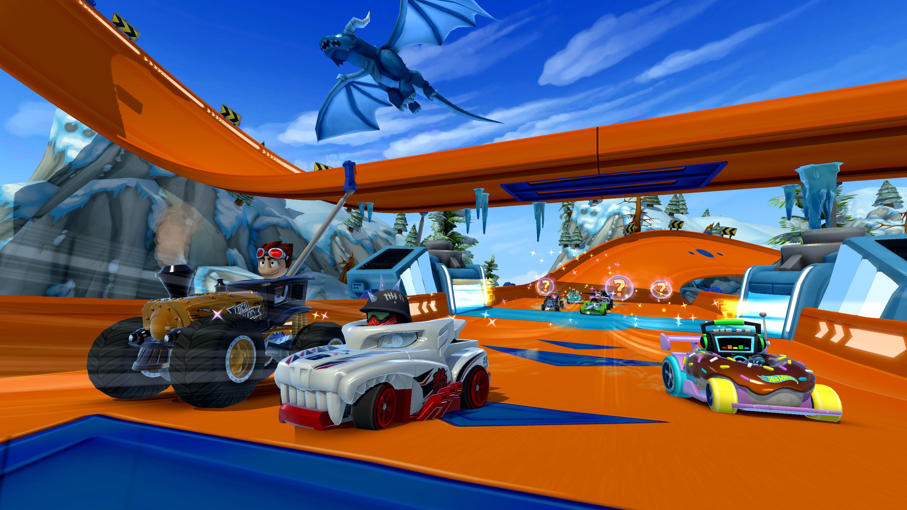 Скриншот №9 к Beach Buggy Racing 2 Hot Wheels Edition