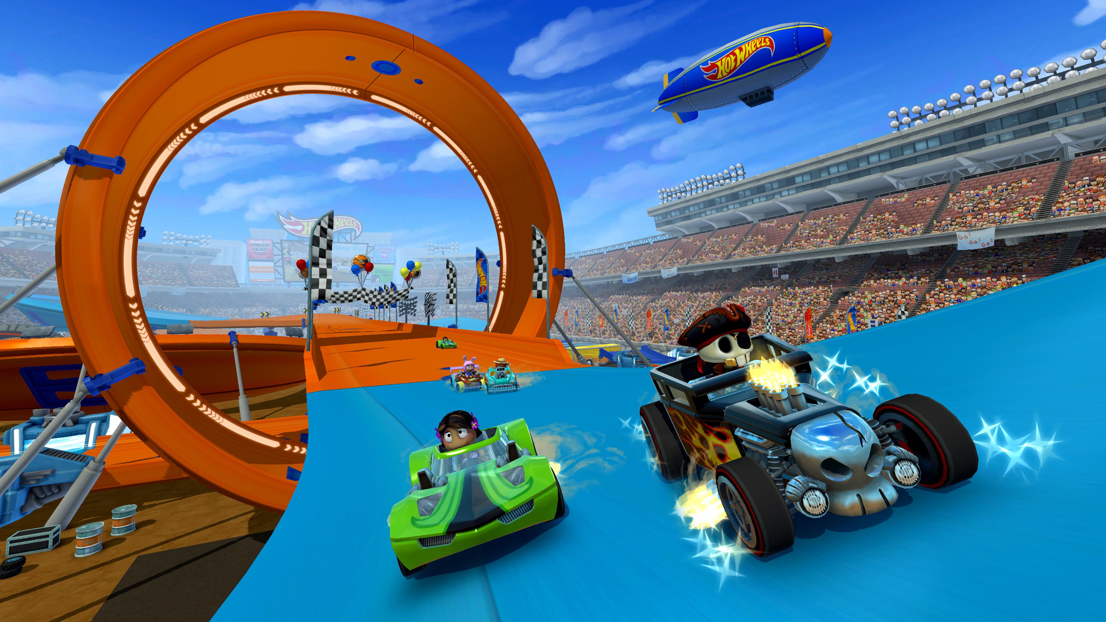Скриншот №5 к Beach Buggy Racing 2 Hot Wheels Edition