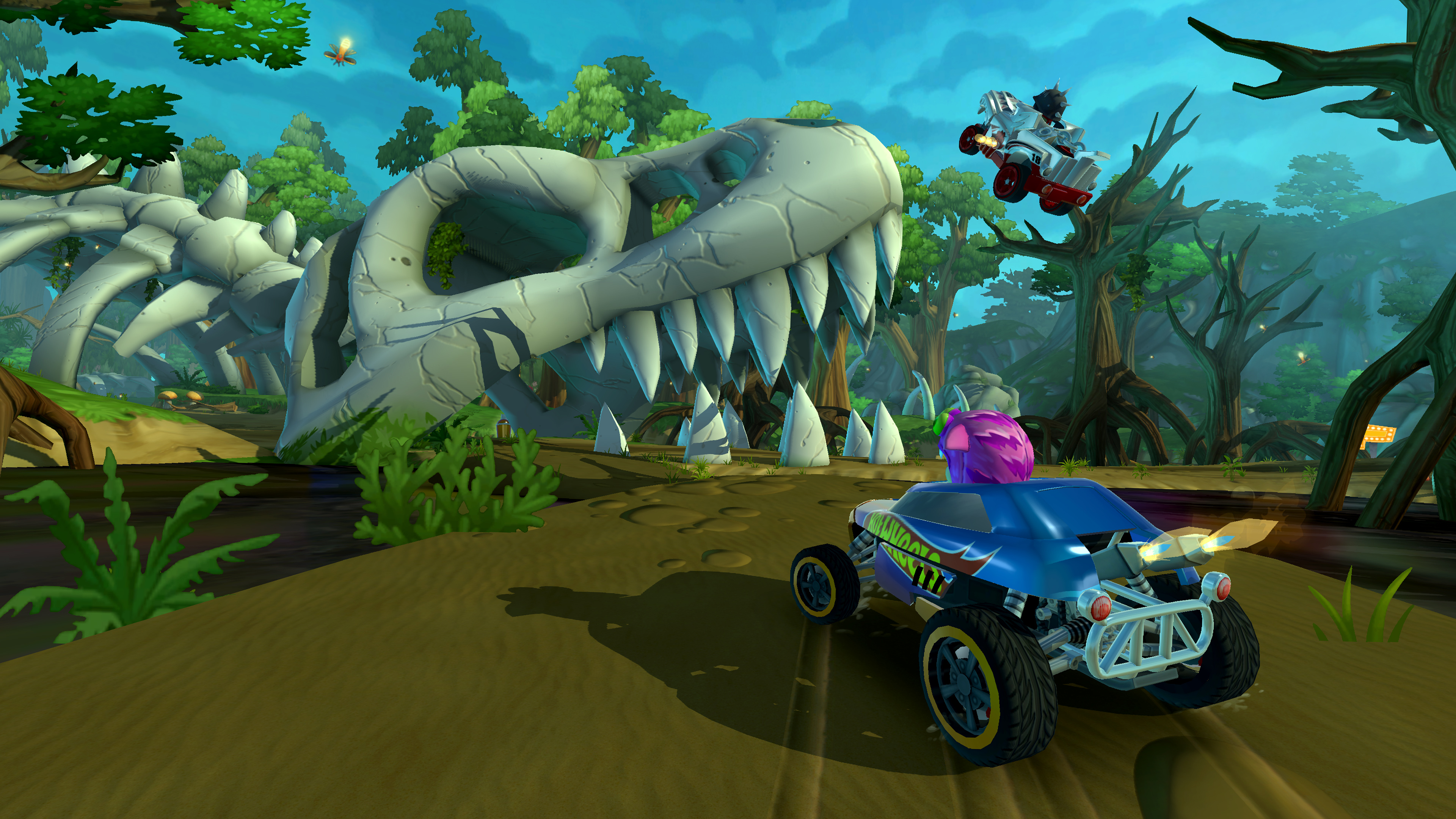 Скриншот №6 к Beach Buggy Racing 2 Hot Wheels Edition