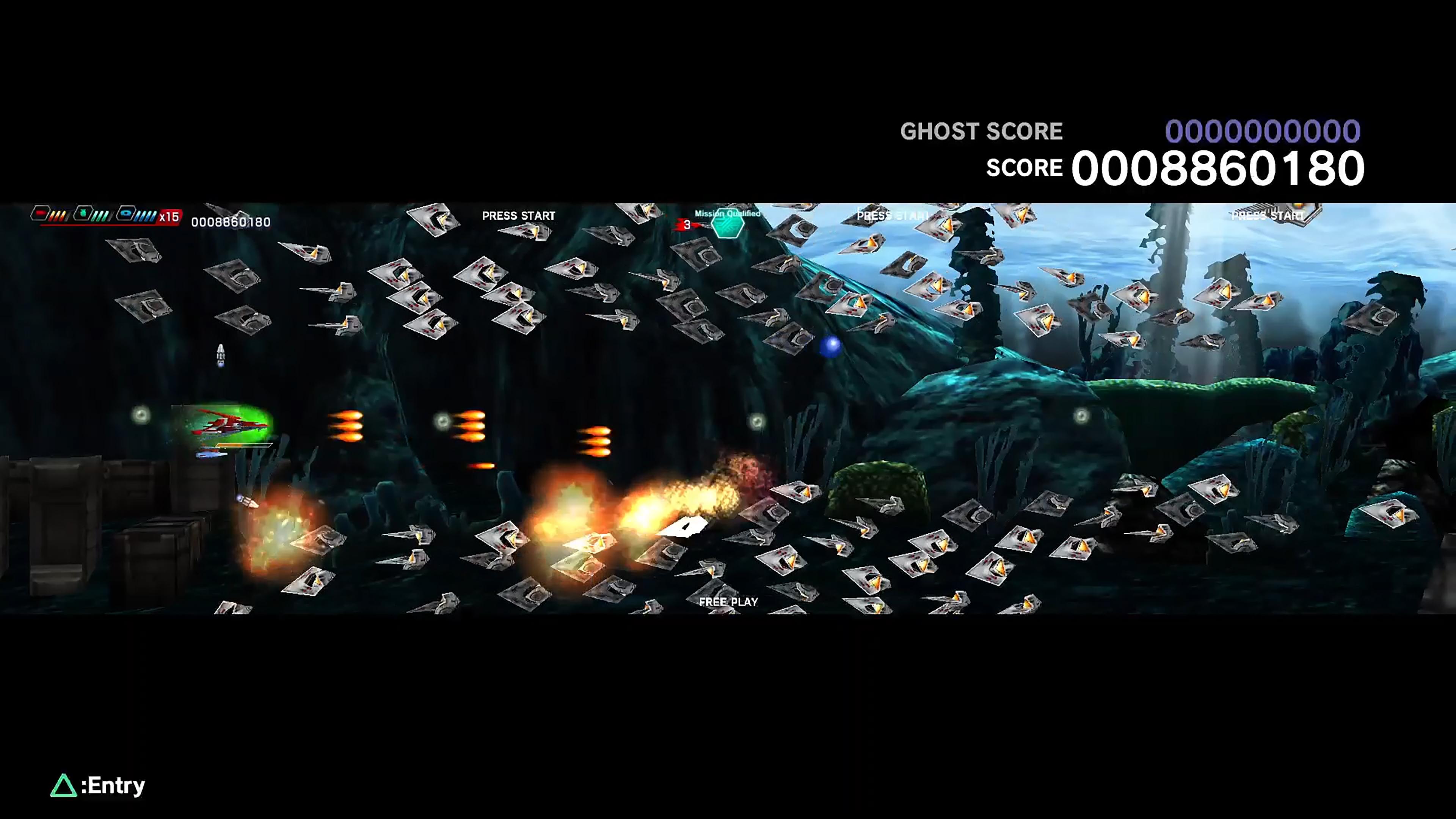 Скриншот №1 к DARIUSBURST Another Chronicle EX+