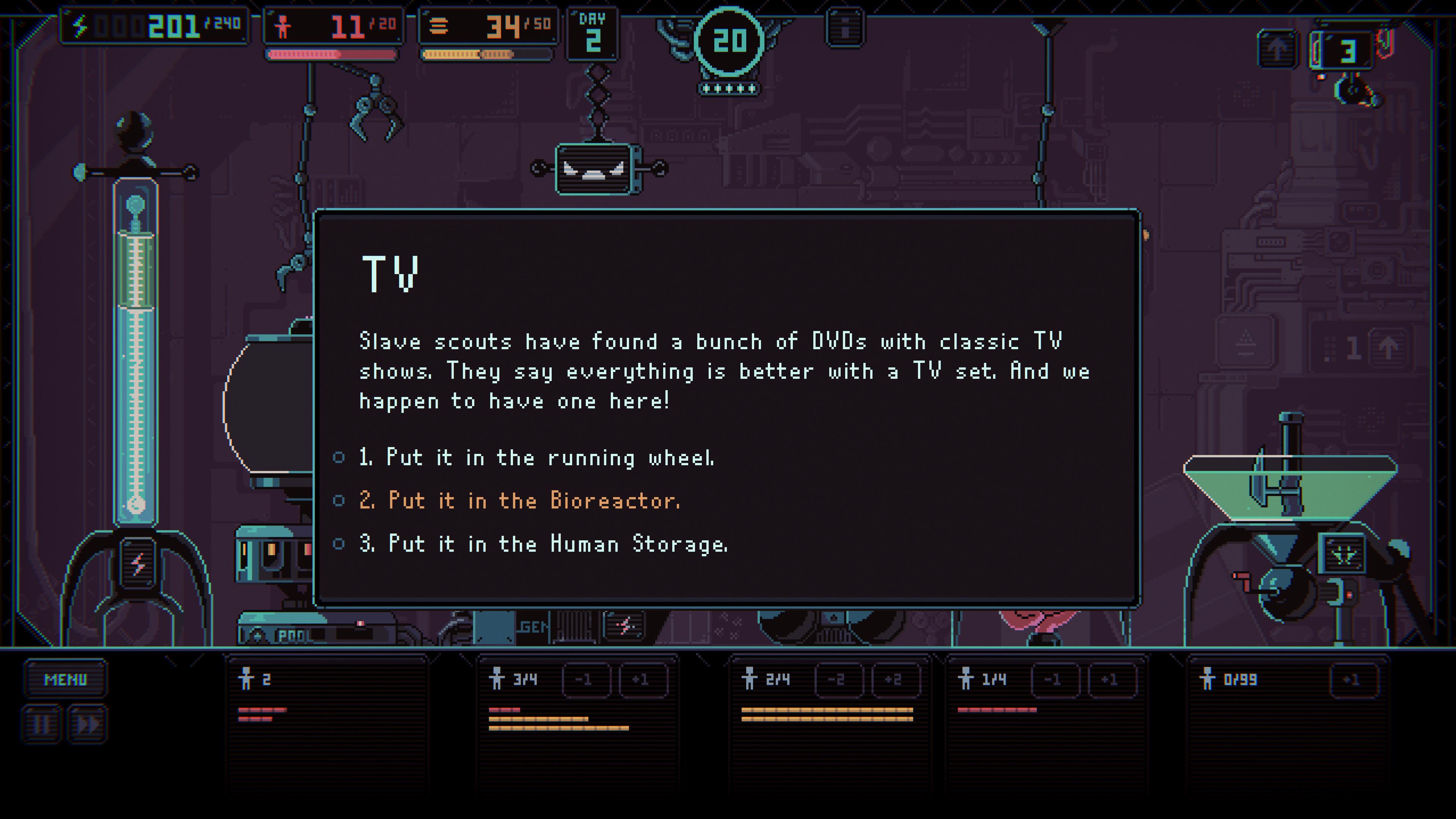 Скриншот №3 к Despotism 3k