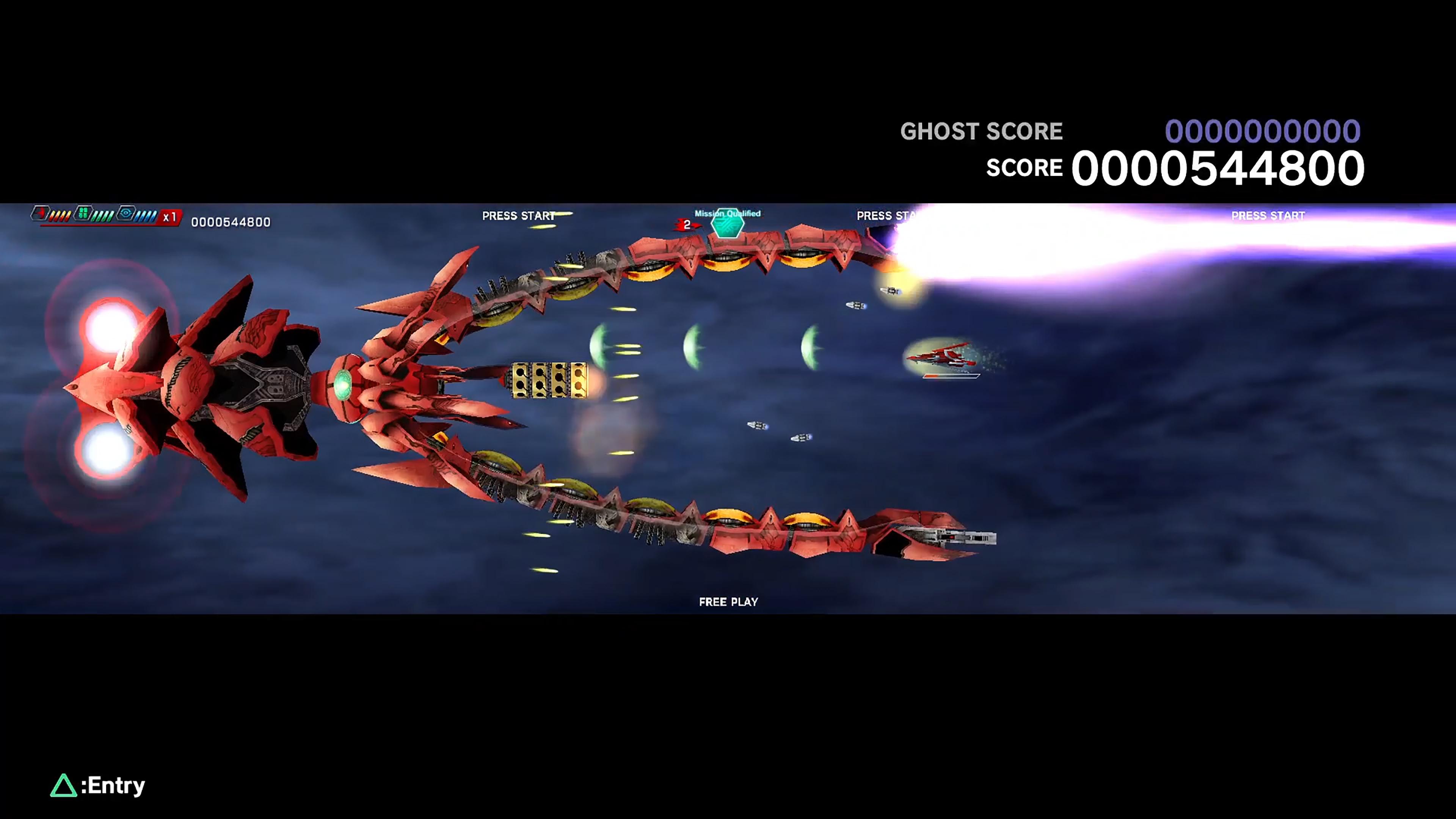 Скриншот №3 к DARIUSBURST Another Chronicle EX+