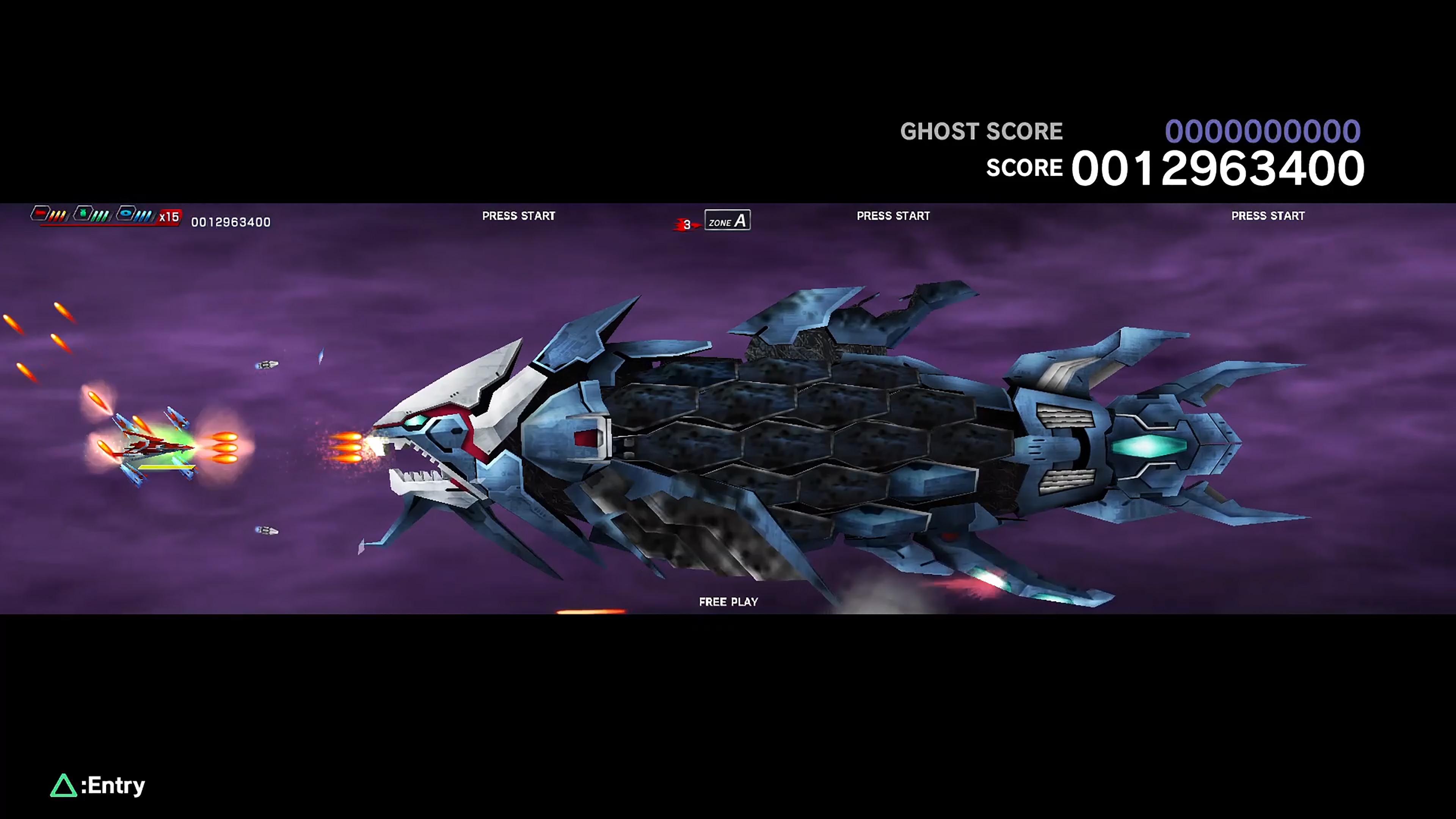 Скриншот №10 к DARIUSBURST Another Chronicle EX+