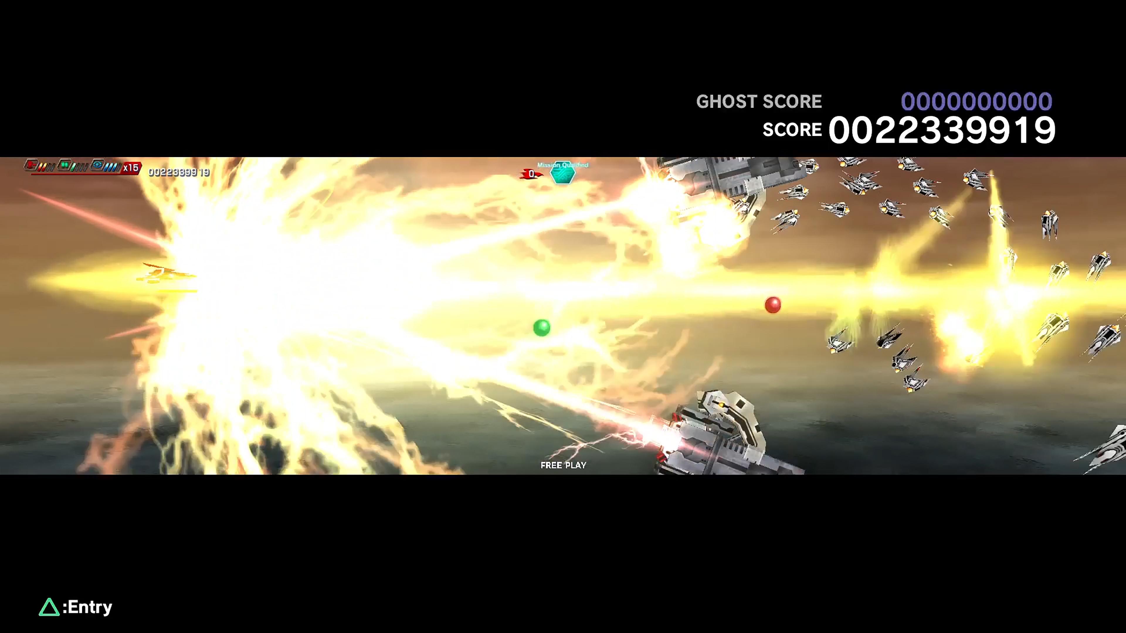 Скриншот №2 к DARIUSBURST Another Chronicle EX+