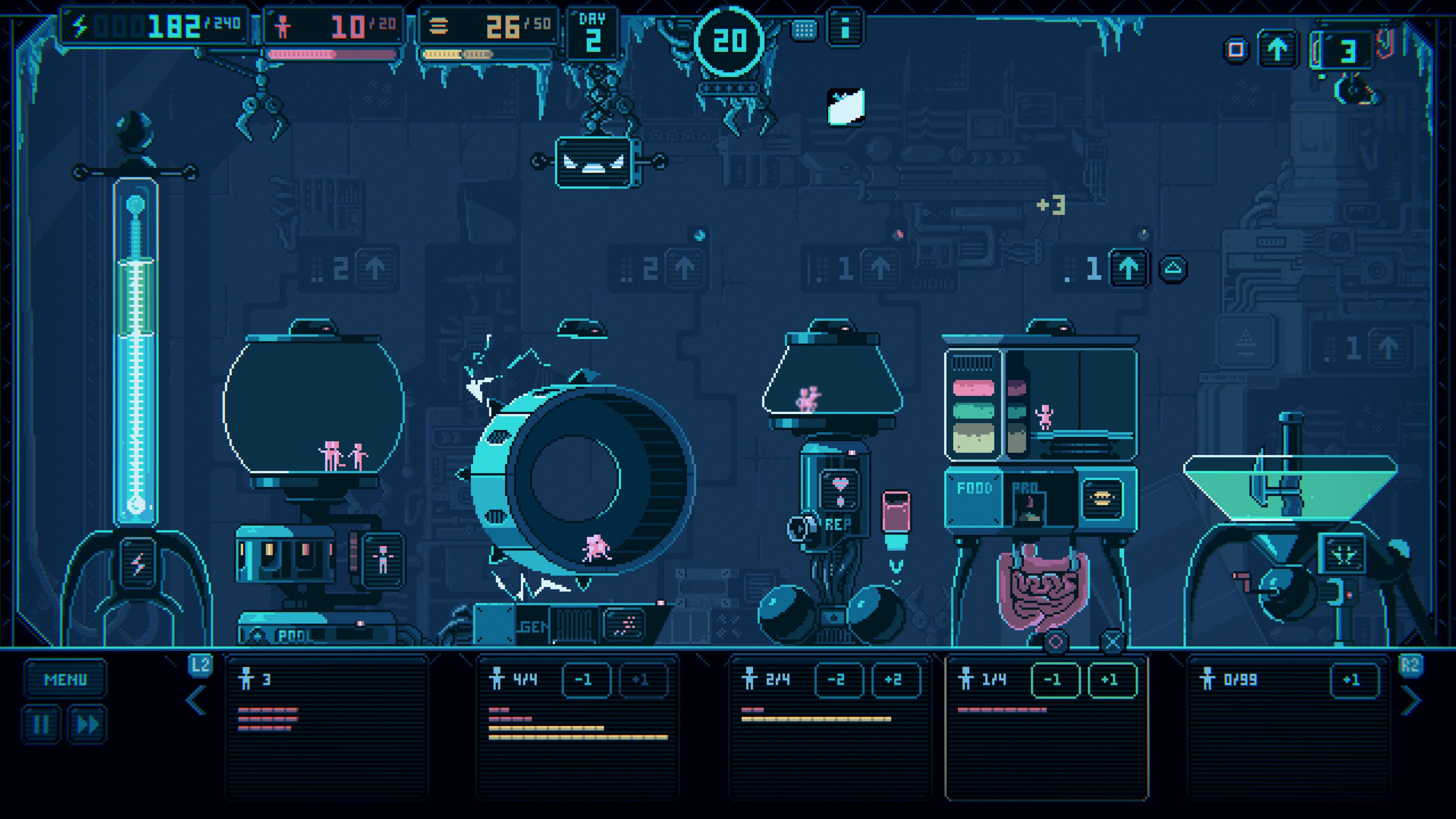 Скриншот №9 к Despotism 3k