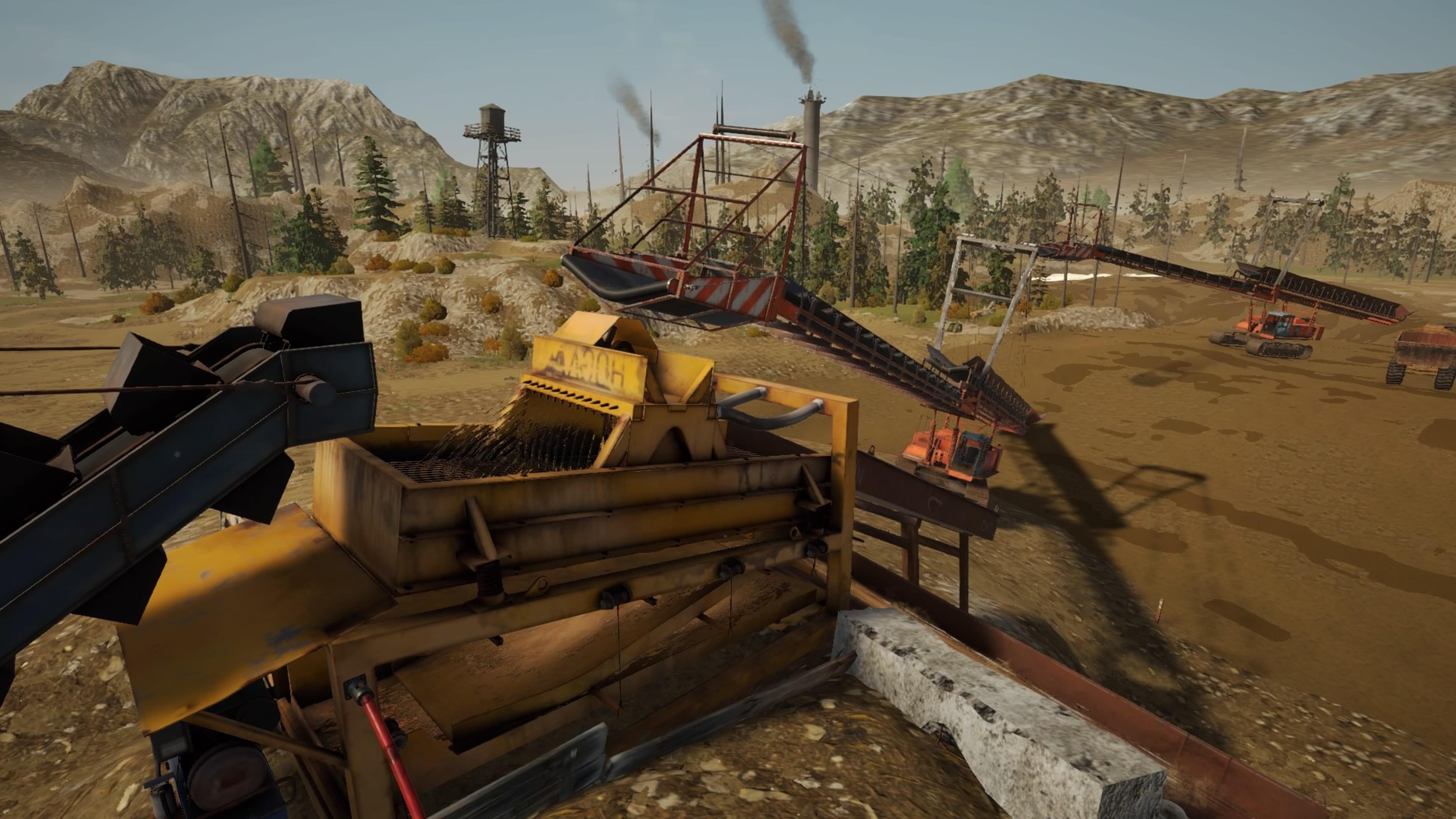 Скриншот №3 к Золотая лихорадка Gold Rush The Game