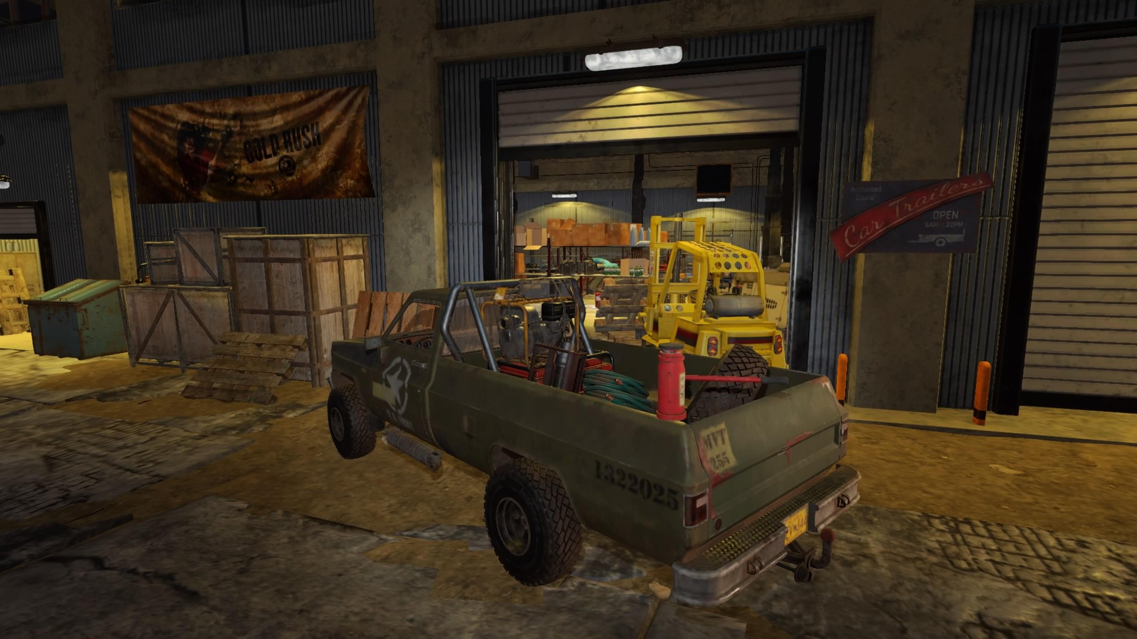 Скриншот №10 к Золотая лихорадка Gold Rush The Game
