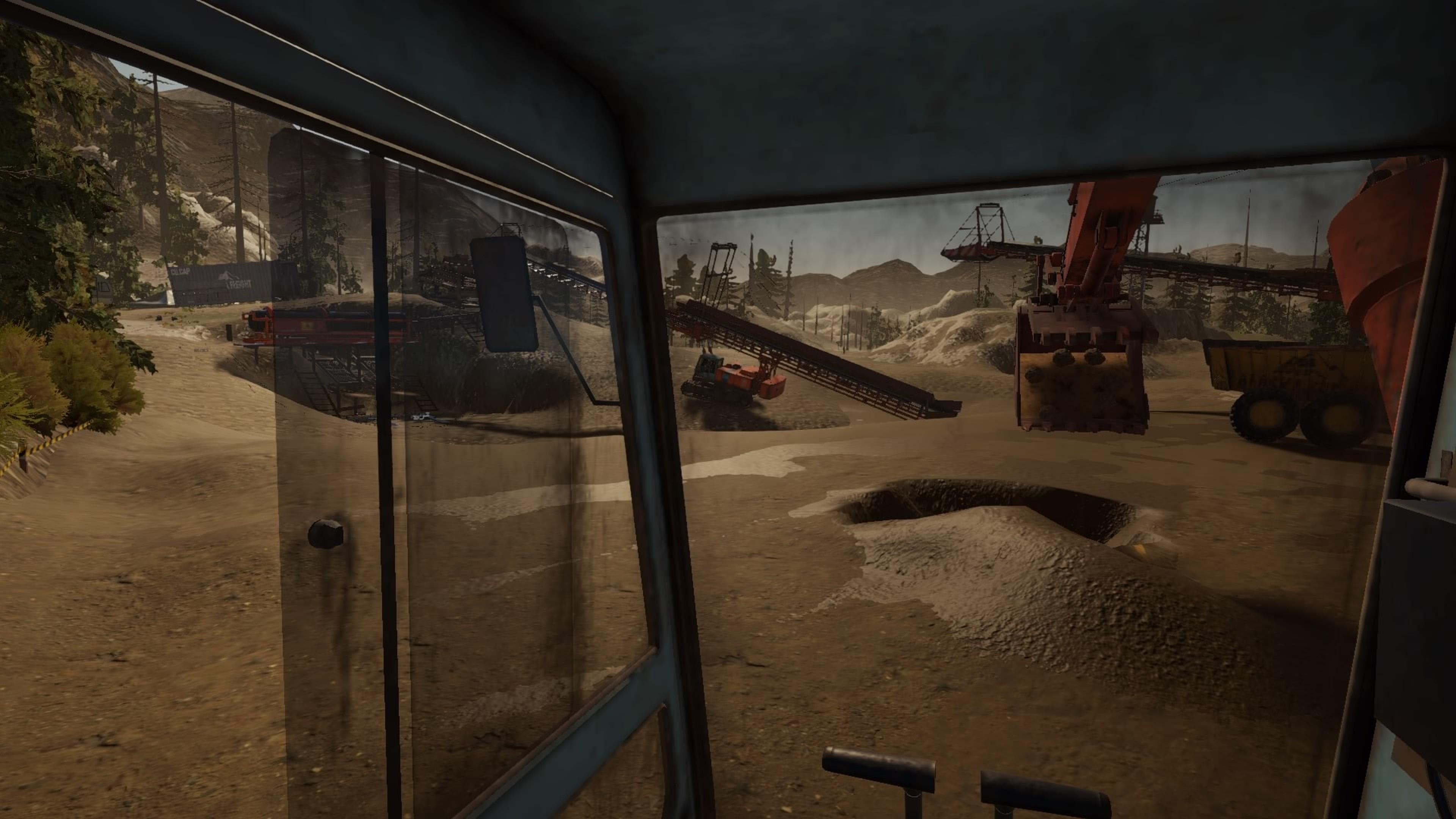 Скриншот №4 к Золотая лихорадка Gold Rush The Game