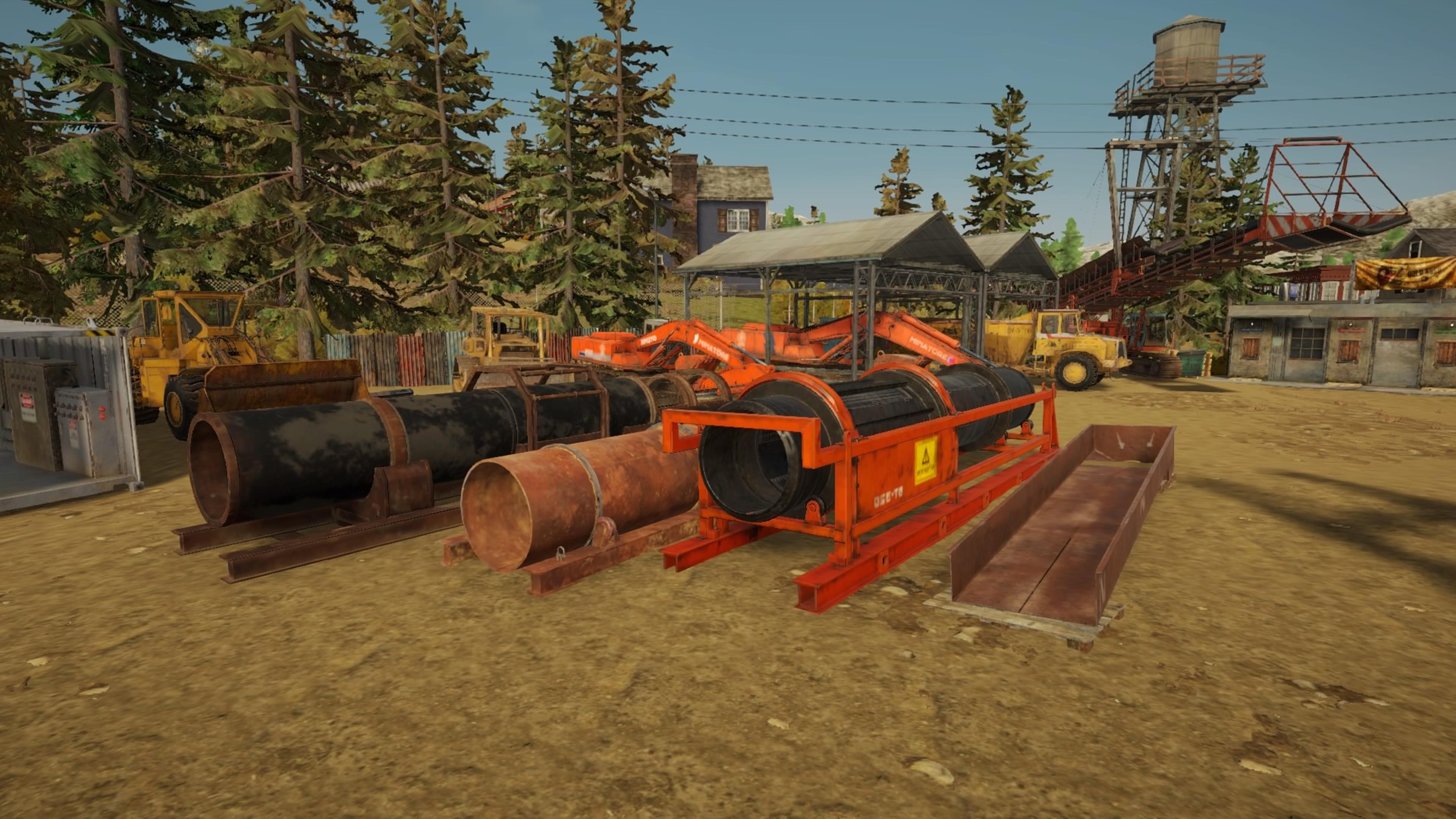 Скриншот №6 к Золотая лихорадка Gold Rush The Game