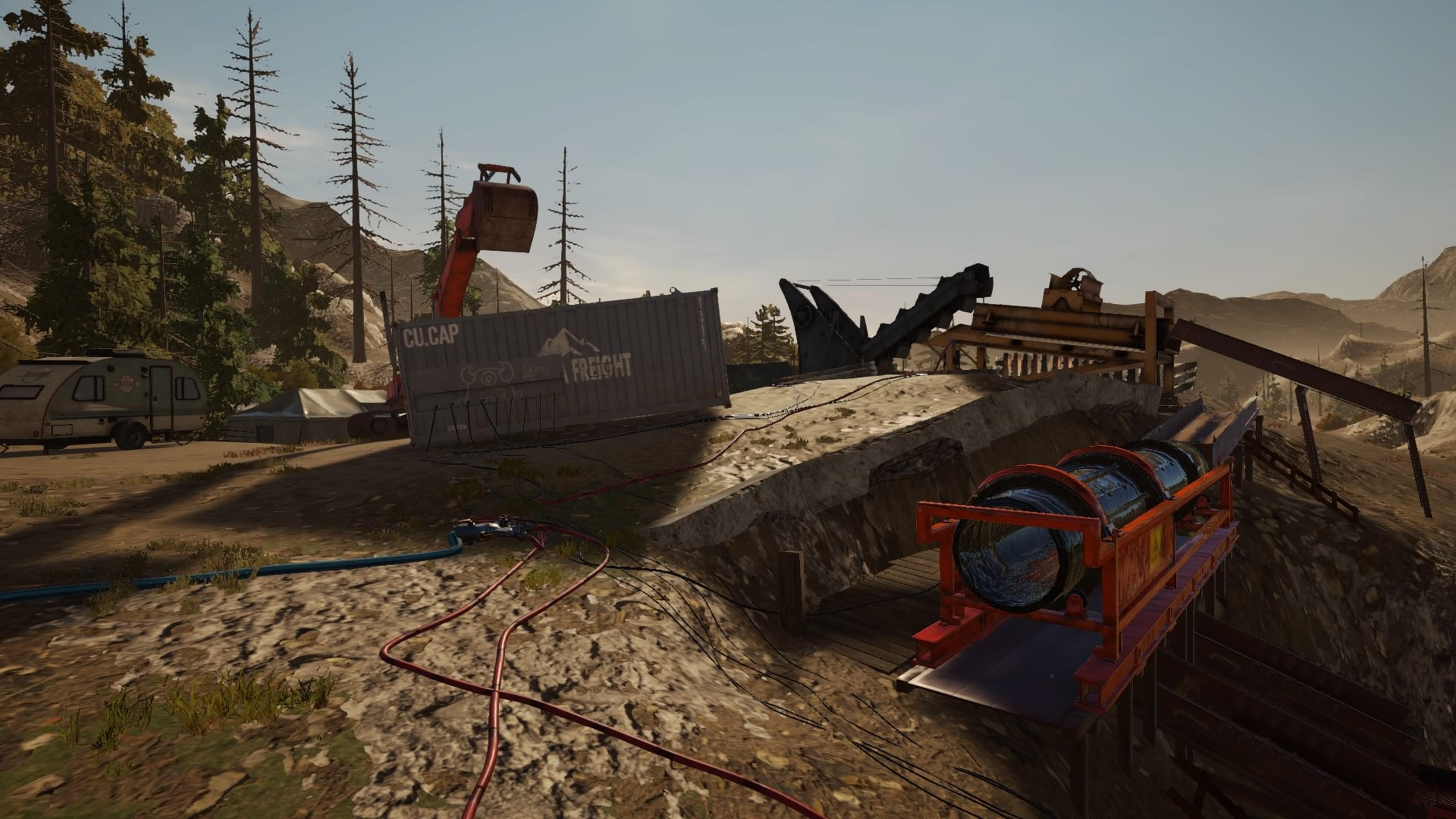 Скриншот №7 к Золотая лихорадка Gold Rush The Game