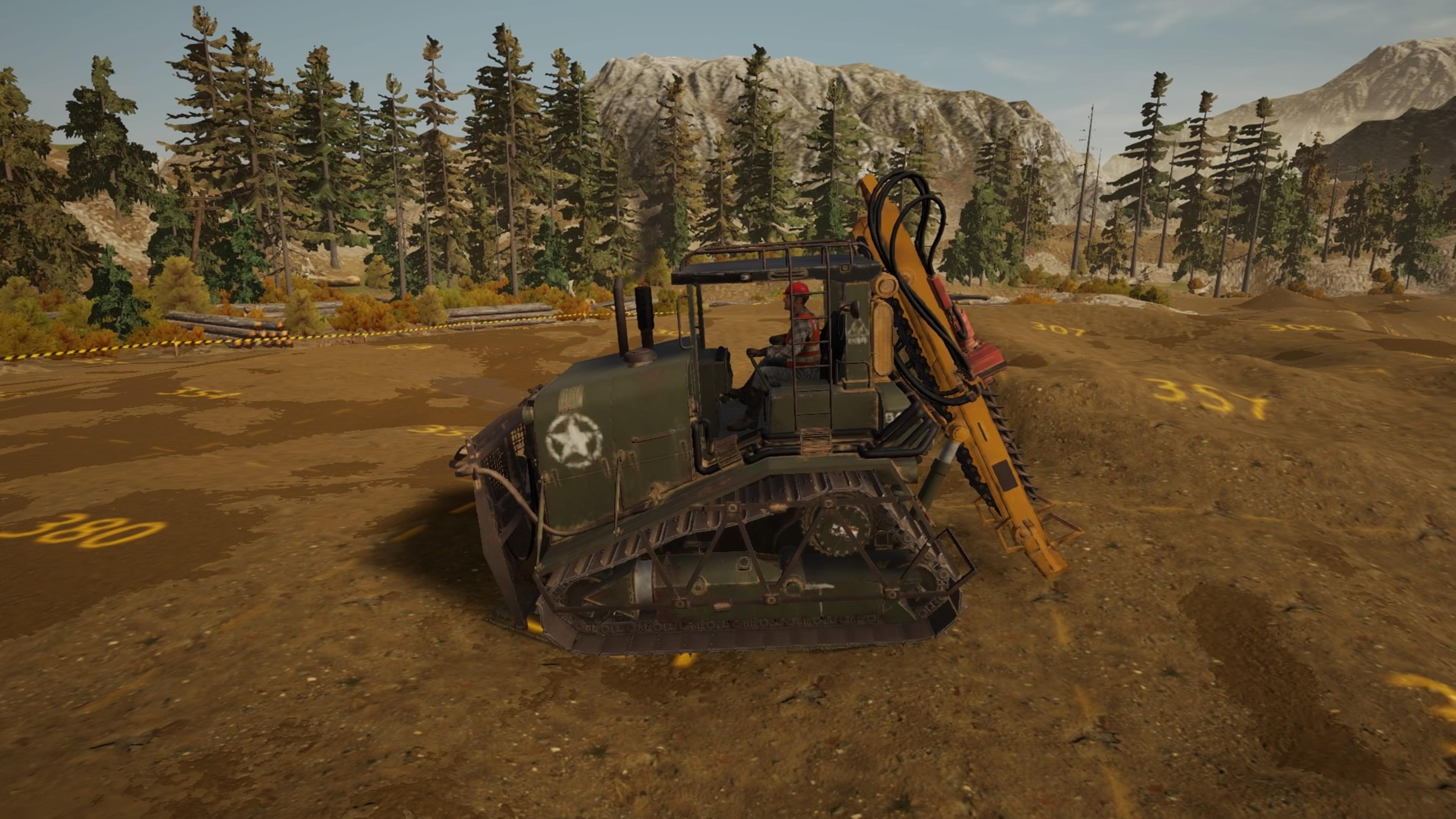Скриншот №8 к Золотая лихорадка Gold Rush The Game