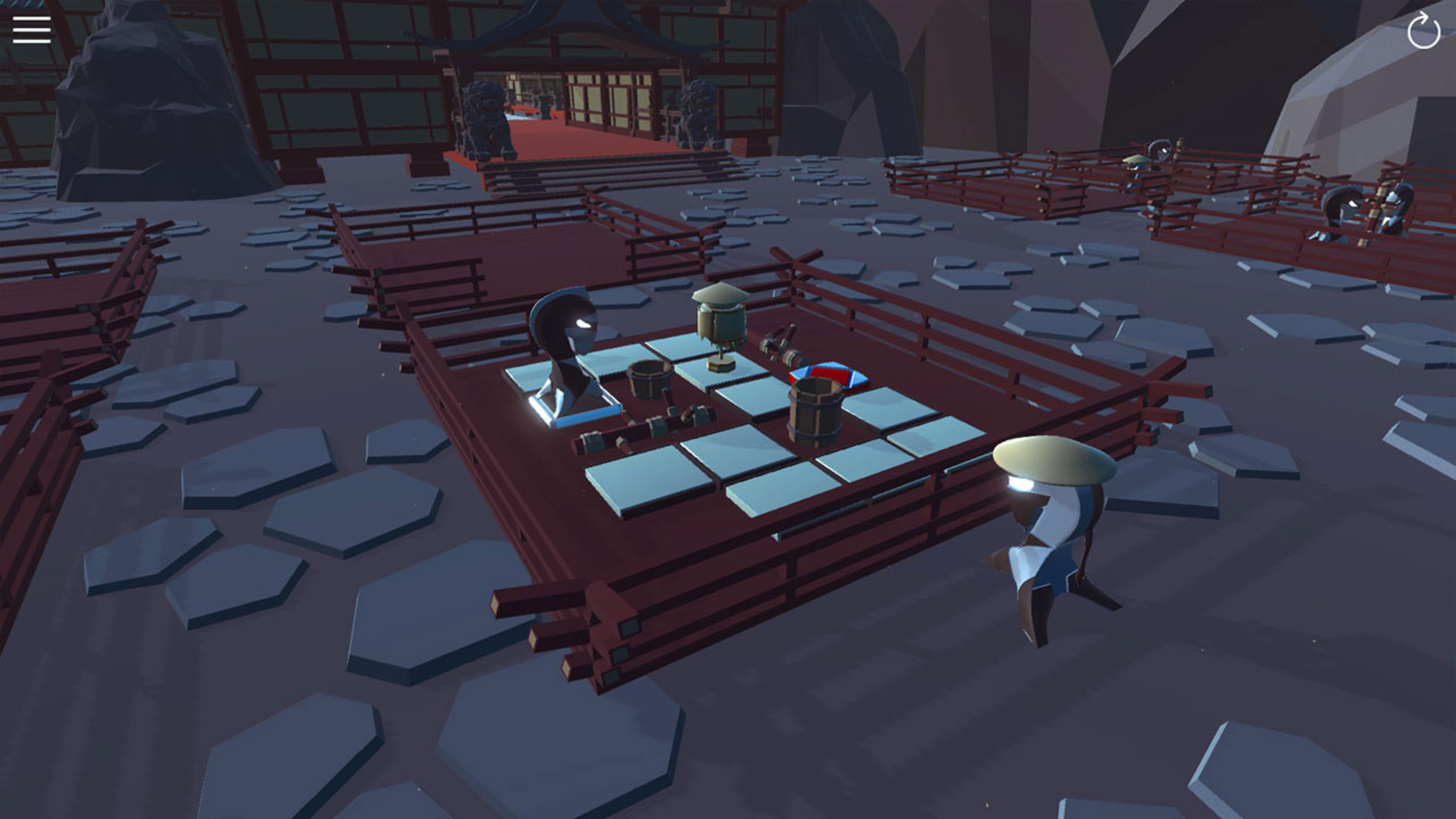 Chess Knights: Shinobi