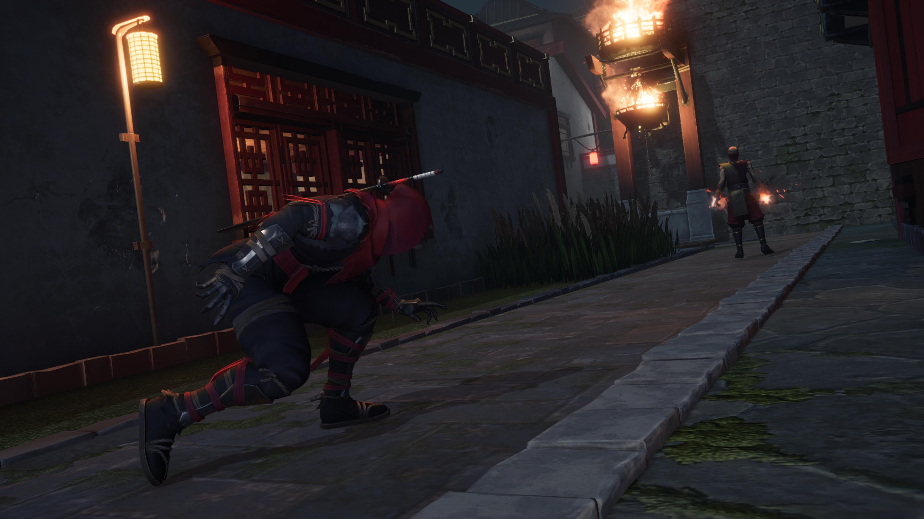 Скриншот №5 к Aragami 2