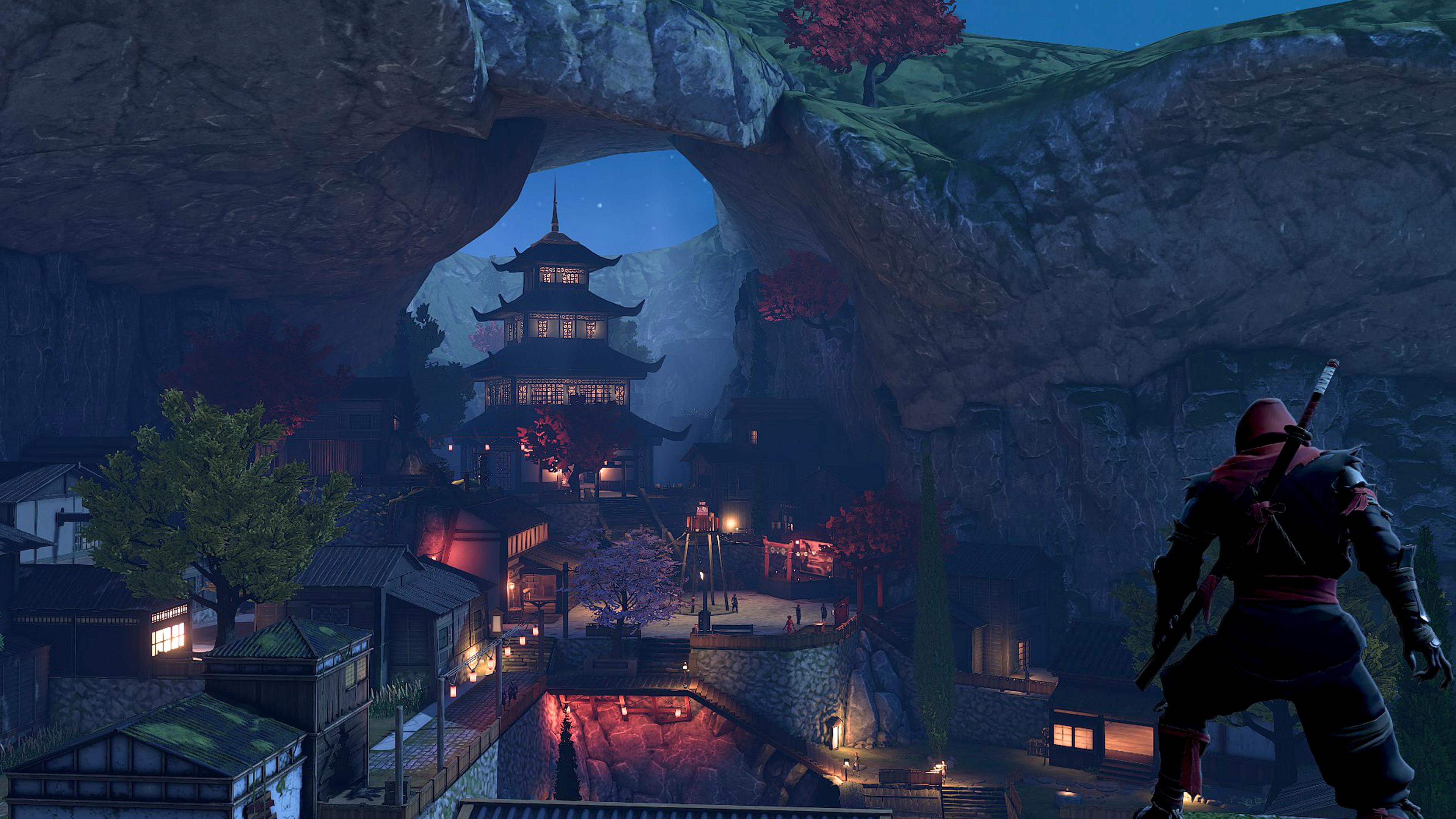 Скриншот №4 к Aragami 2