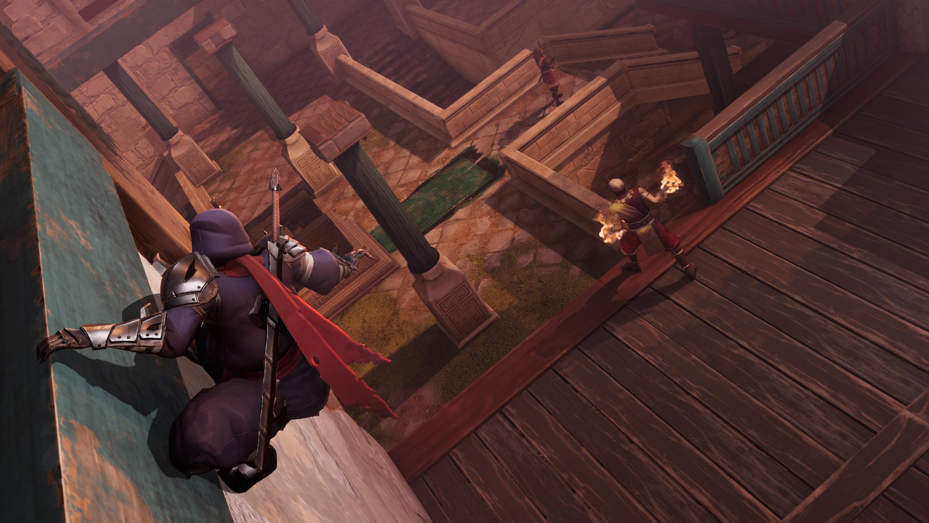 Скриншот №3 к Aragami 2