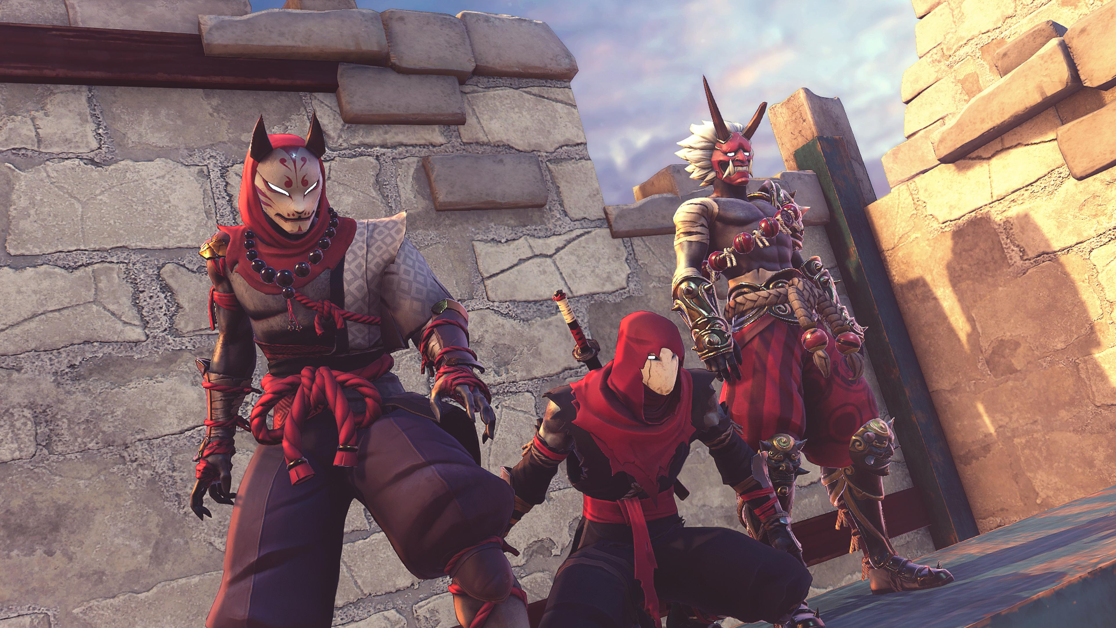 Скриншот №1 к Aragami 2