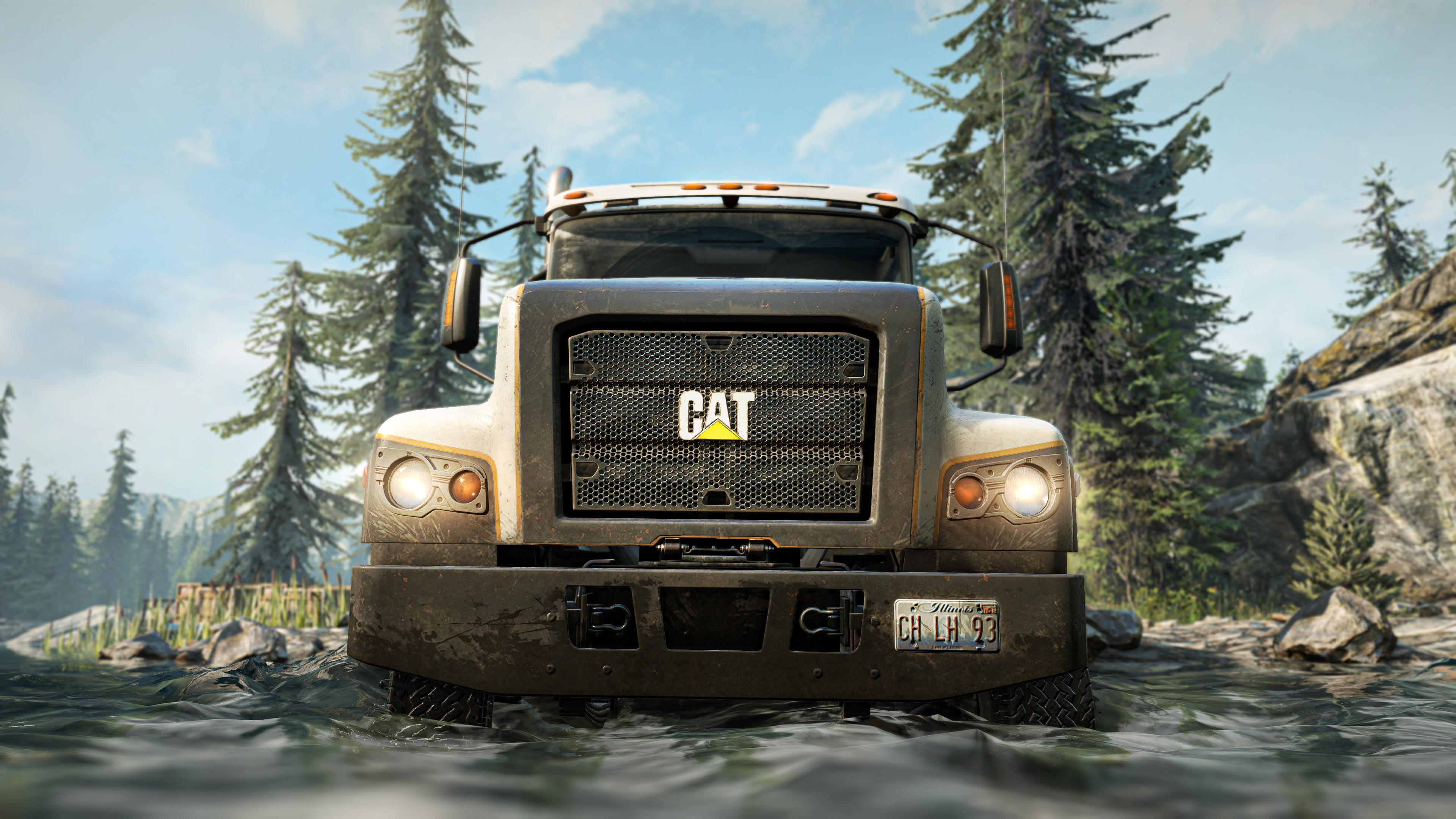 Скриншот №2 к SnowRunner - Anniversary DLC