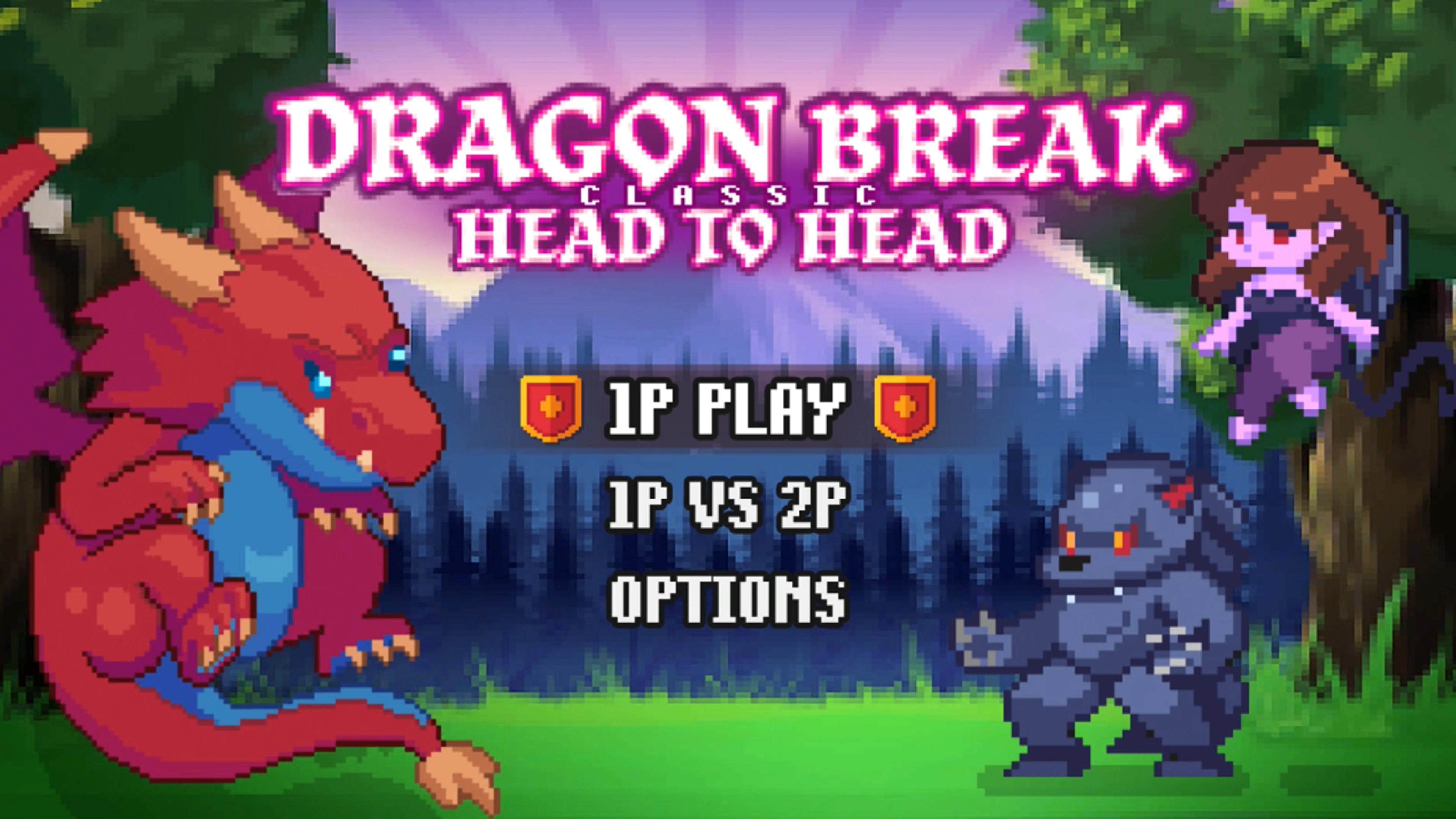 Скриншот №1 к Dragon Break Classic Head to Head - Avatar Full Game Bundle