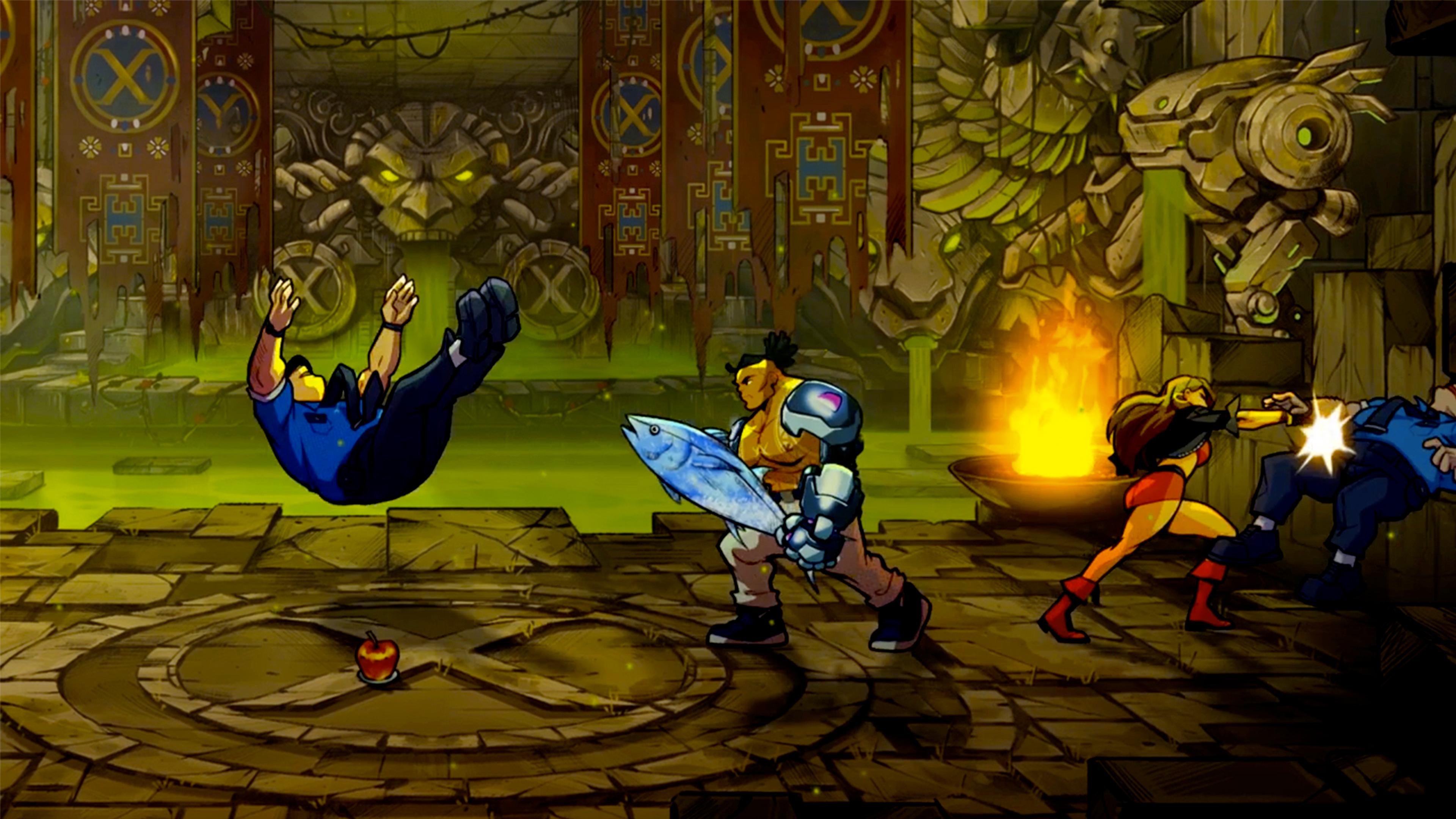 Скриншот №9 к Streets Of Rage 4 + Streets Of Rage 4 - Mr. X Nightmare Launch Bundle